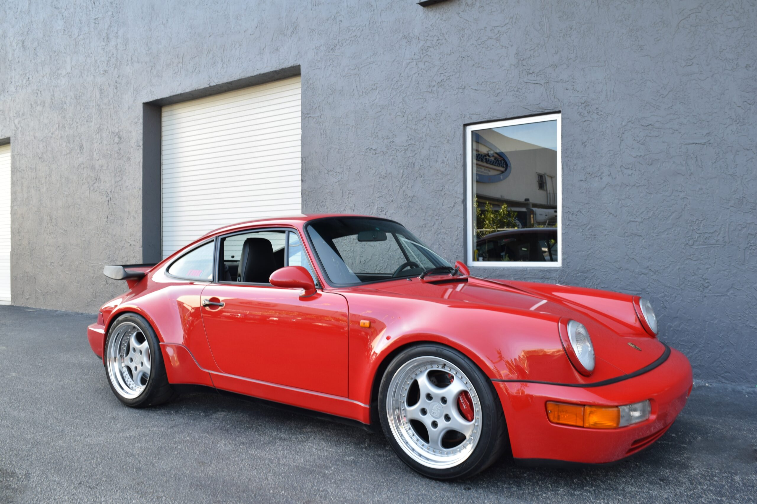 1991 Porsche 911 Turbo 964 28K Miles-Sunroof Delete-Big Brakes-3.8L Twin Plug – Limited Slip Differential