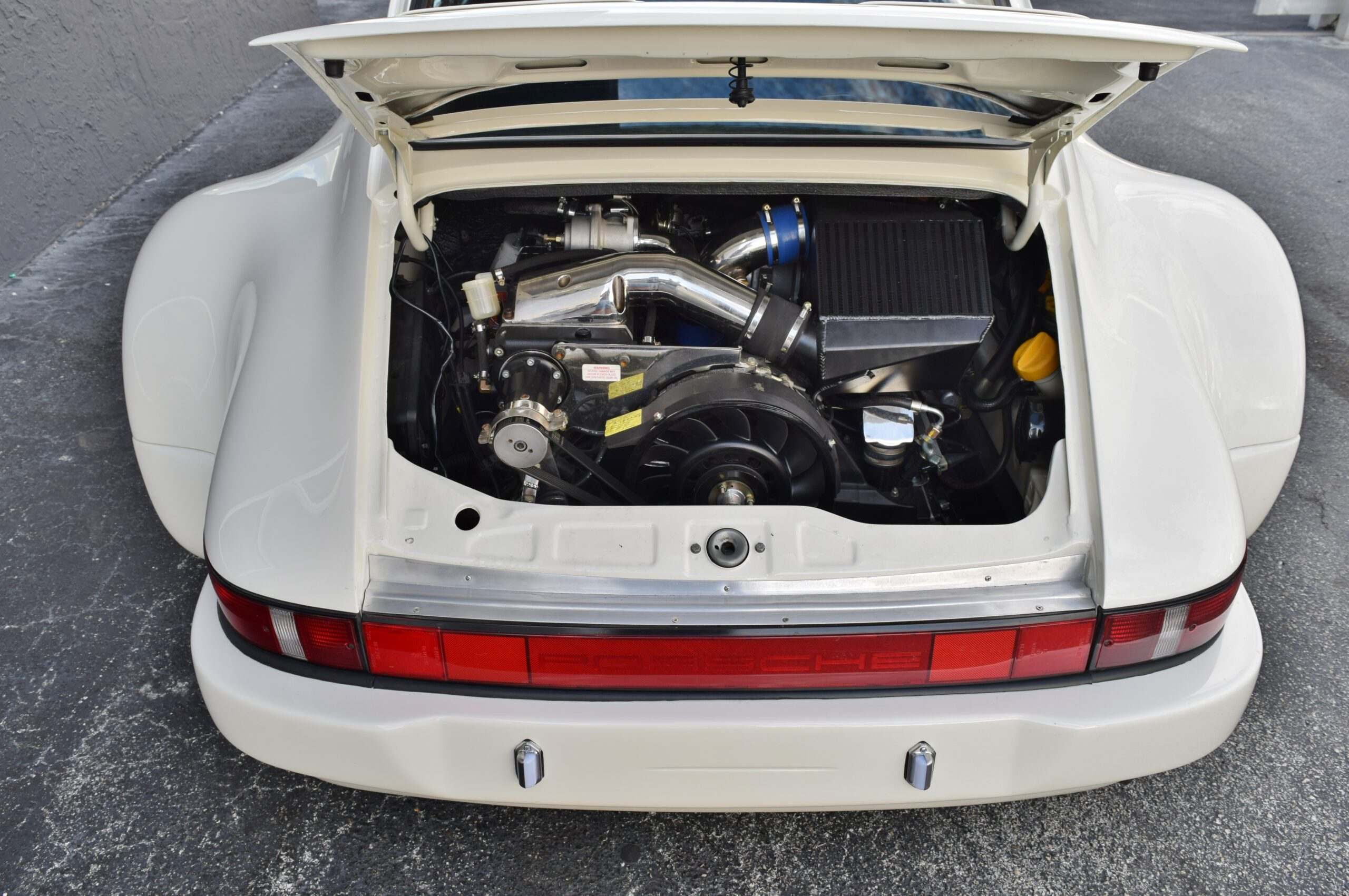 1991 Porsche 911 964 Need for Speed RWB RWB Widebody Smooth Fender-SEMA show car-Backdated- SUPERCHARGED- Fully Sorted