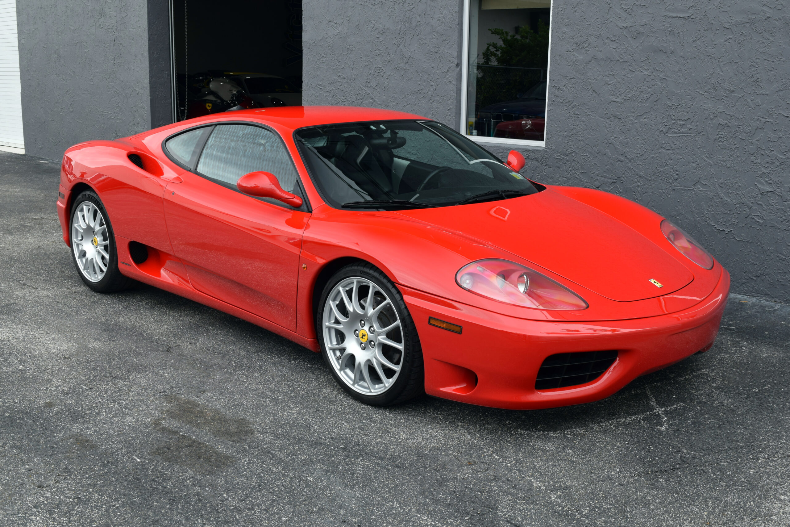 1999 Ferrari 360 Modena Coupe 6-Speed Gated 6-Speed! low miles, Challenge Stradale Wheels and Grille, current belt