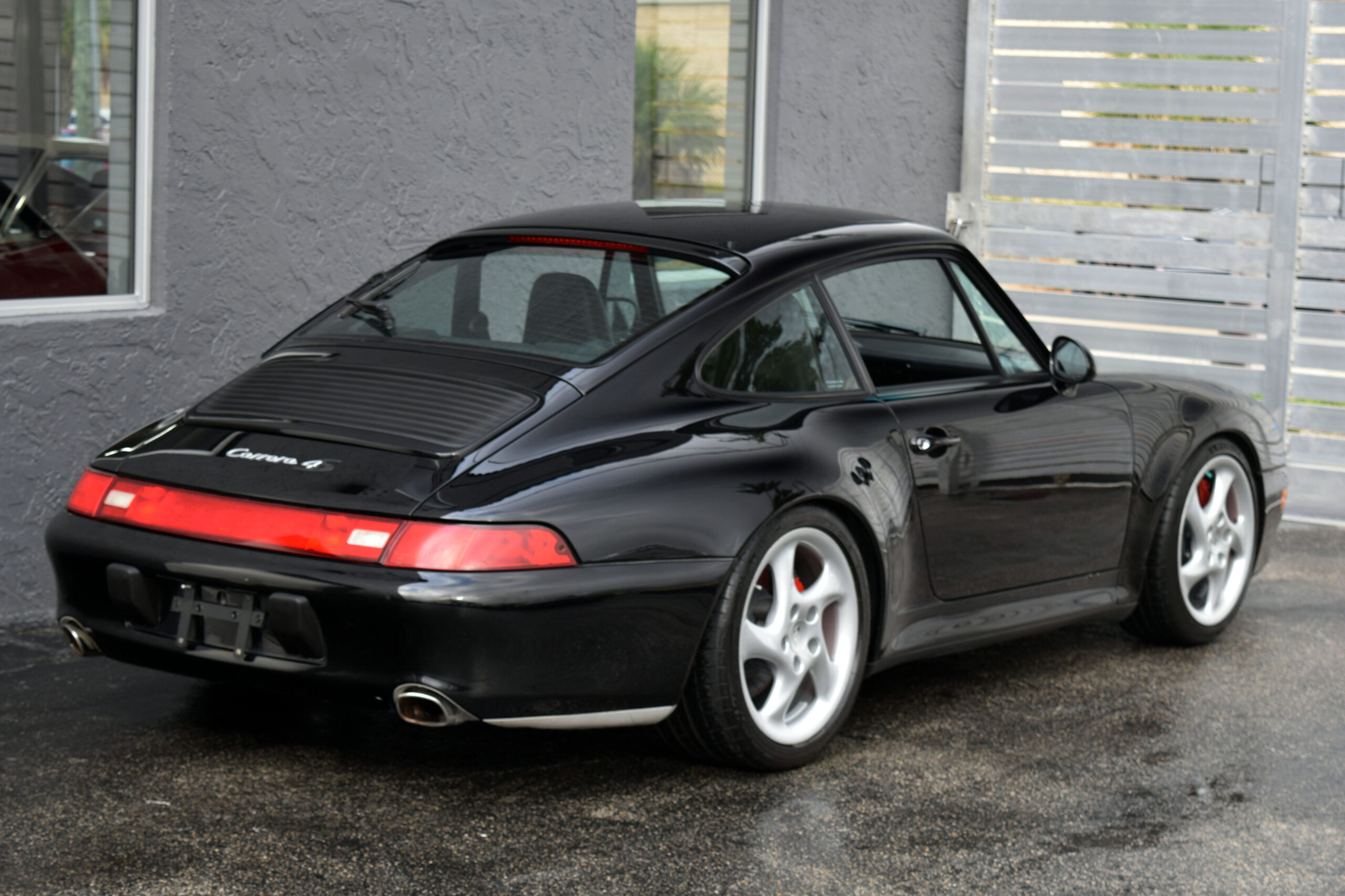 1997 Porsche 911 993 C4S Same owner for 22 years, H&R Coilovers, Litronic headlamps, clean very original