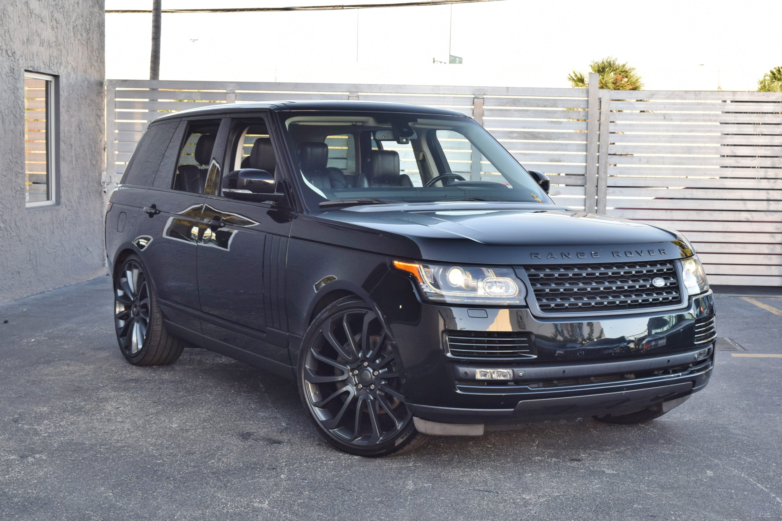 2013 Range Rover Supercharged