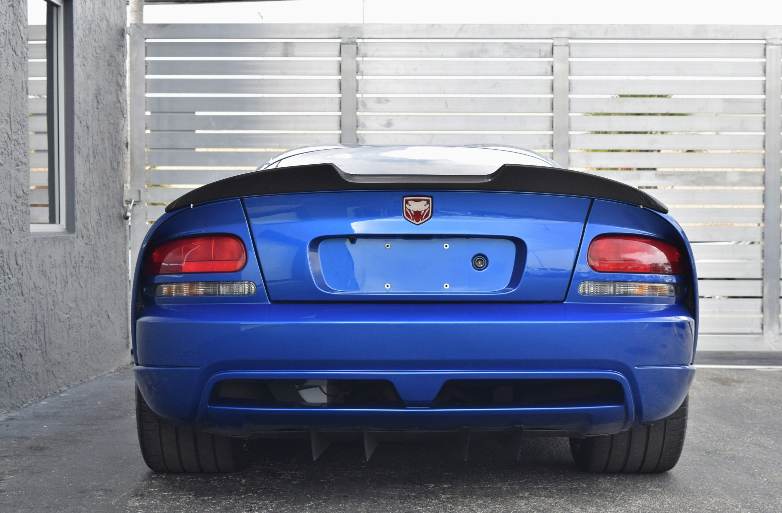 2010 Dodge Viper SRT-10 Like New only 15k Original Miles – Rare GTS Blue – Mint Condition – Fully Loaded