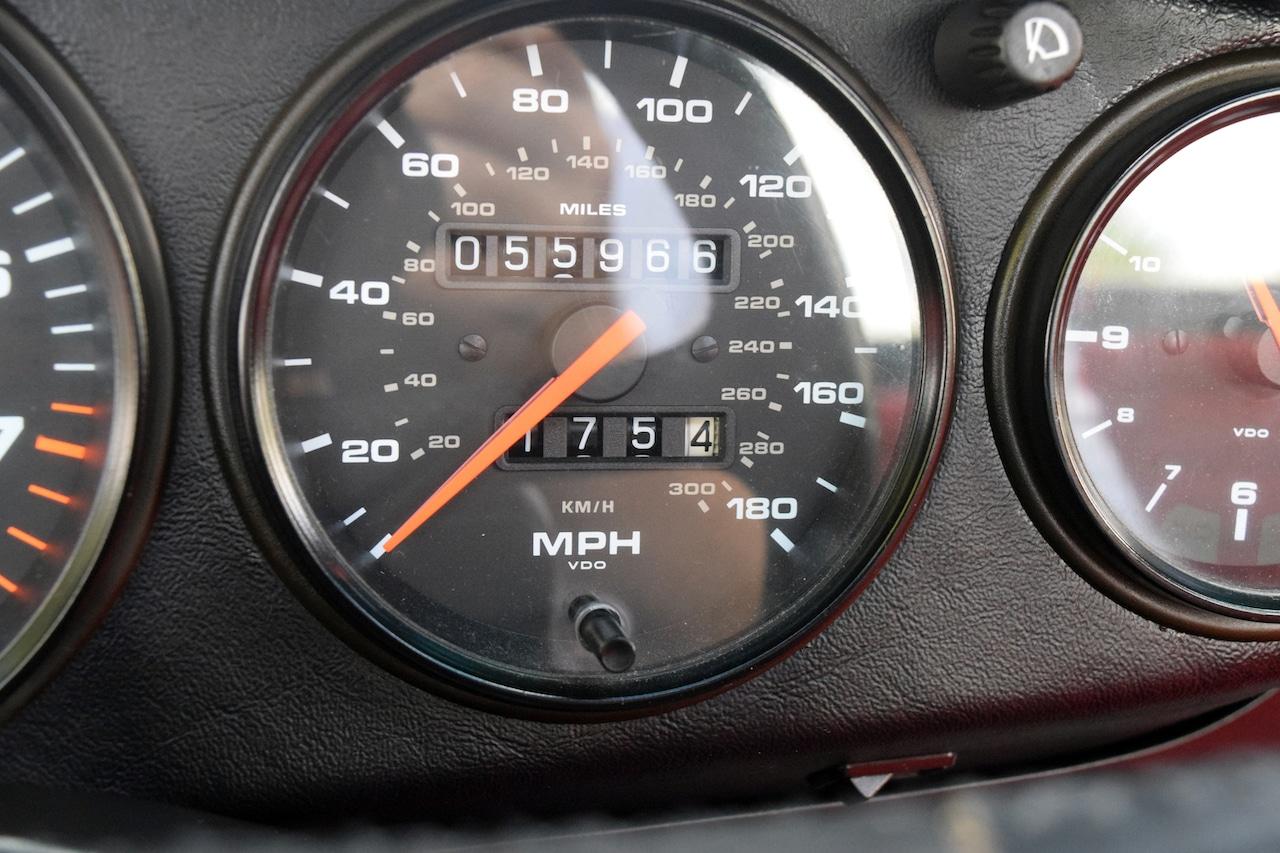 1989 Porsche 911 964 Carrera 4 Interior to sample-Sport Seats, Fresh engine top end at Porsche, Original paint