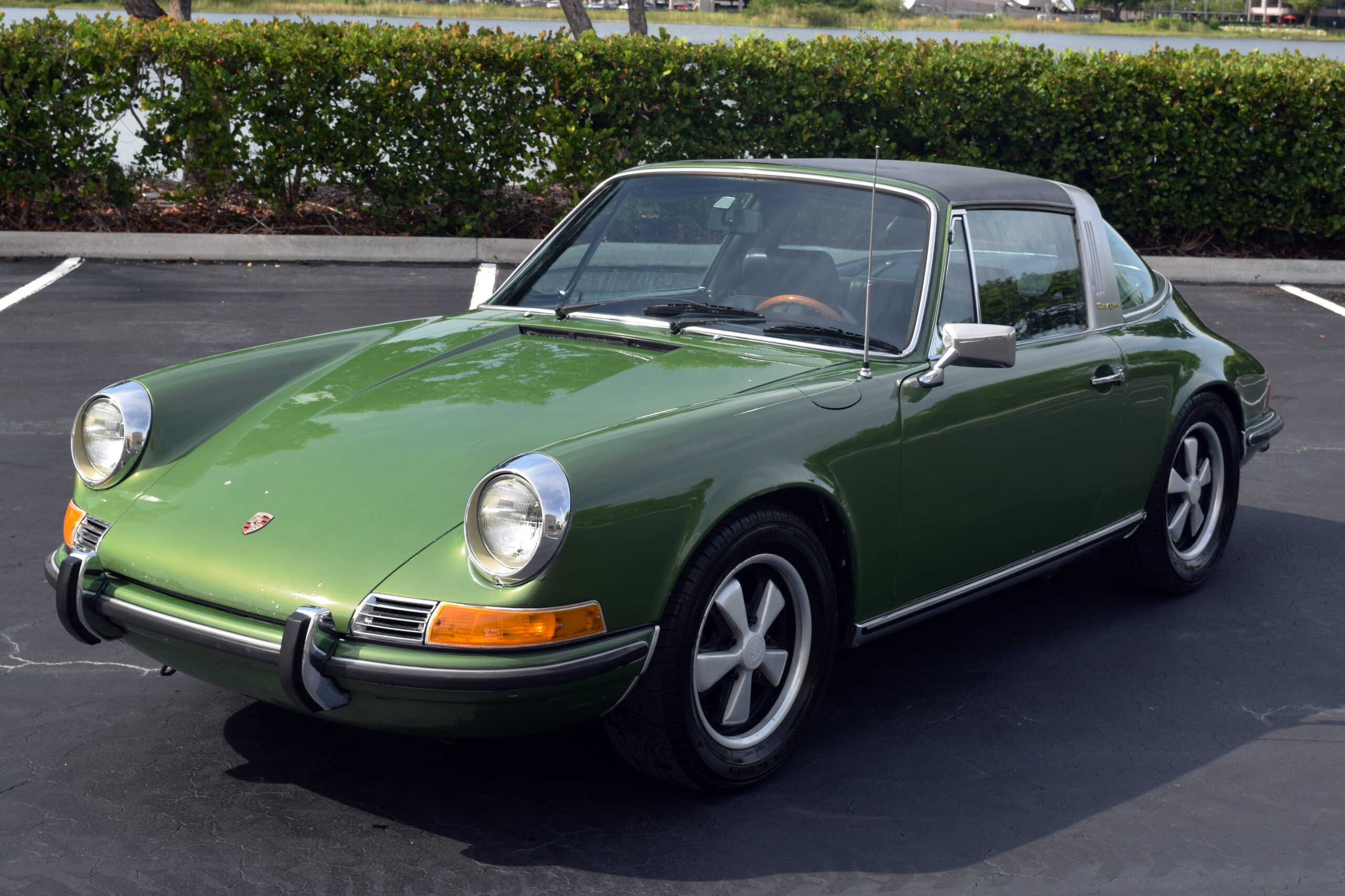 1970 ポルシェ 911E タルガトップ