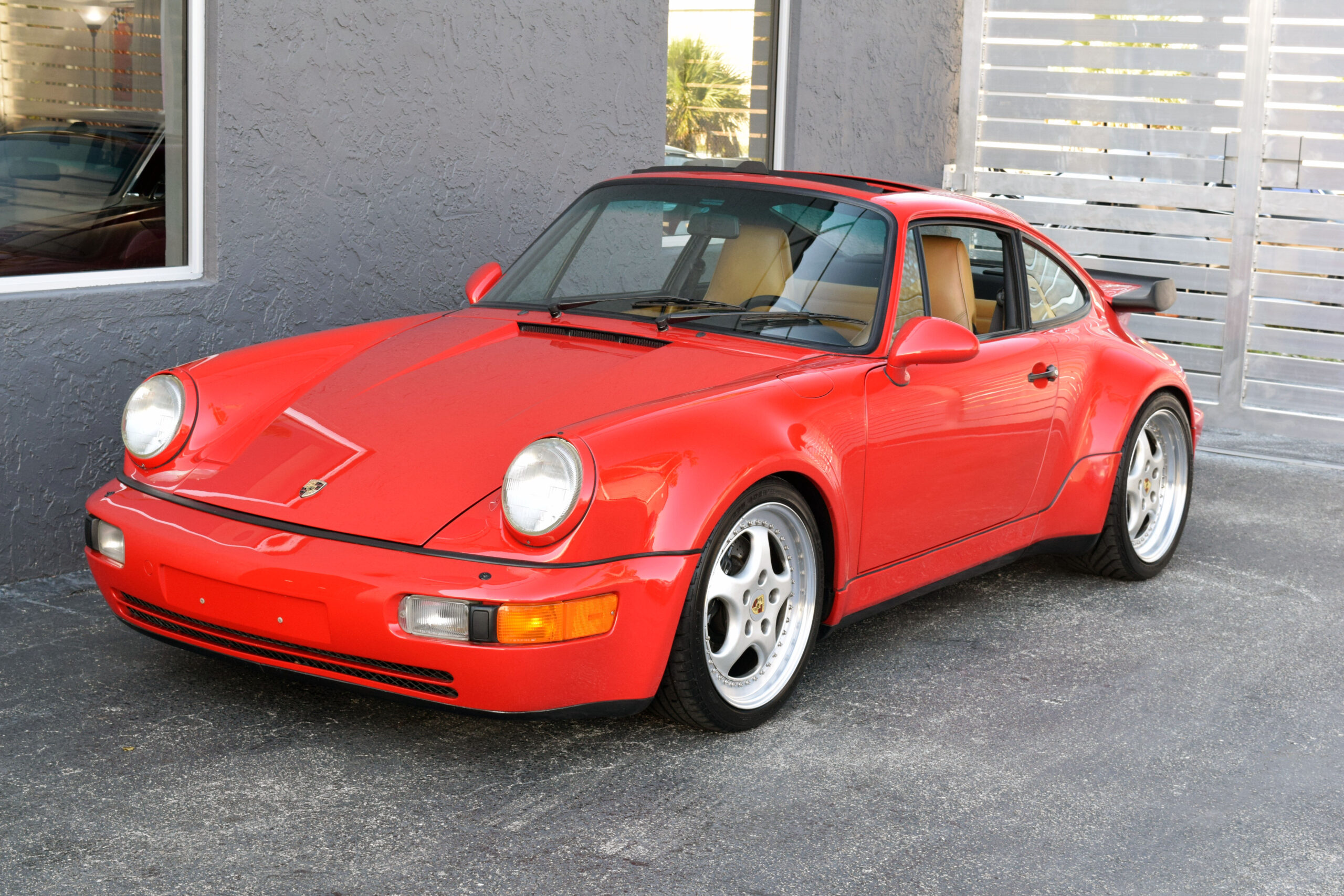 1991 964 965 TURBO, Speedlines, only 46k miles recently serviced, Arizona car