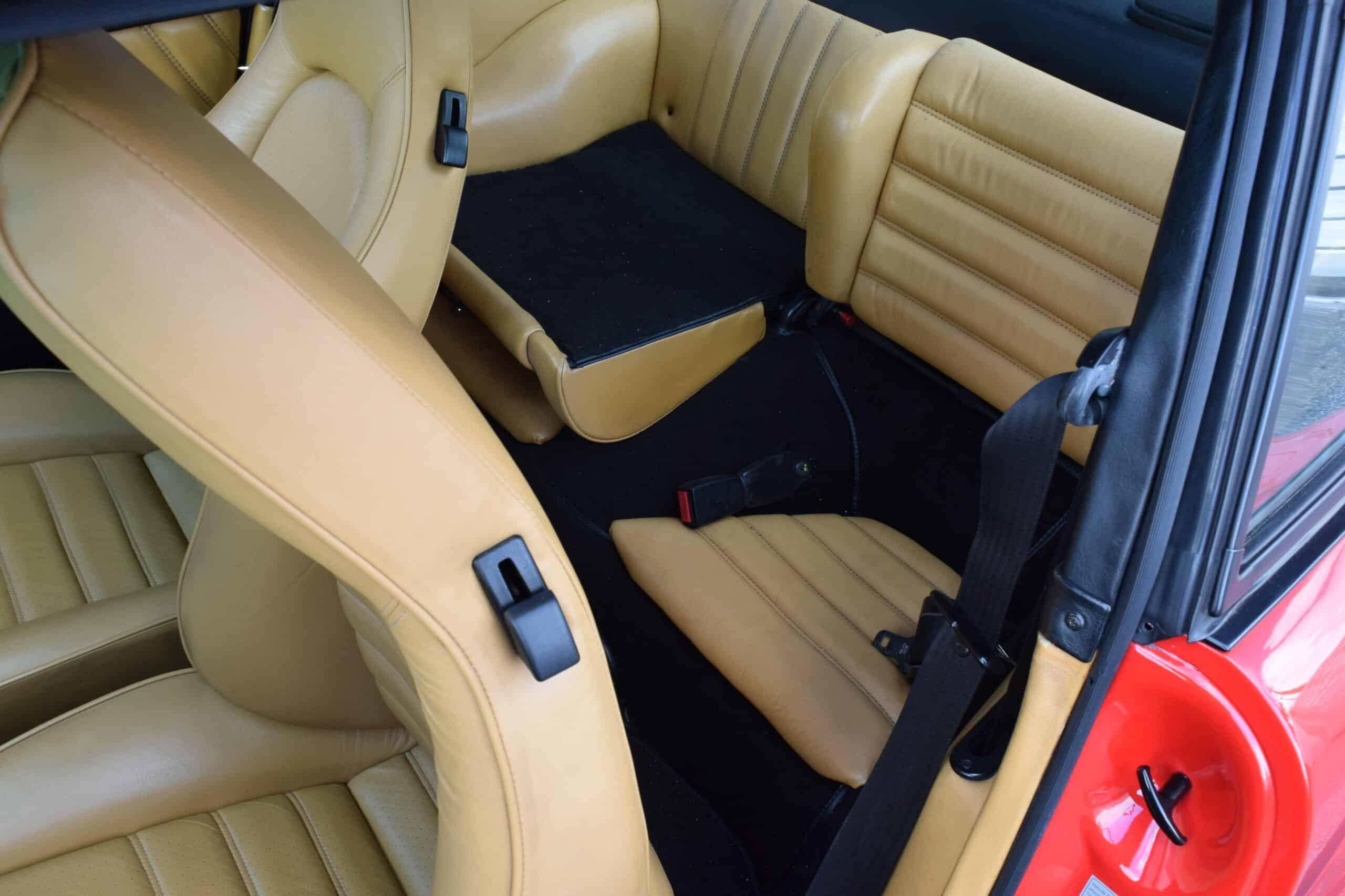 1986 Turbo 930, beautiful sports seats interior, BBS wheels, amazing condition