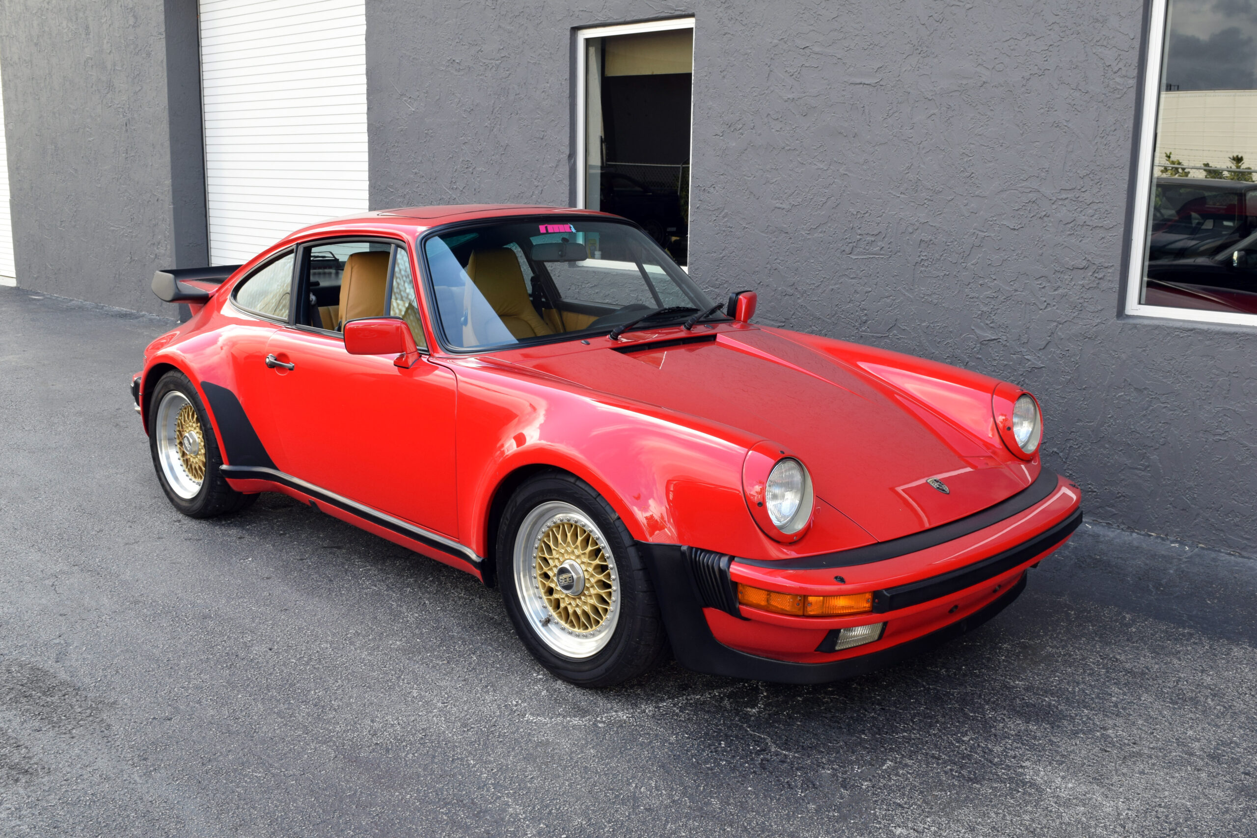 1986 Turbo 930, beautiful sports seats interior, BBS wheels, amazing condition
