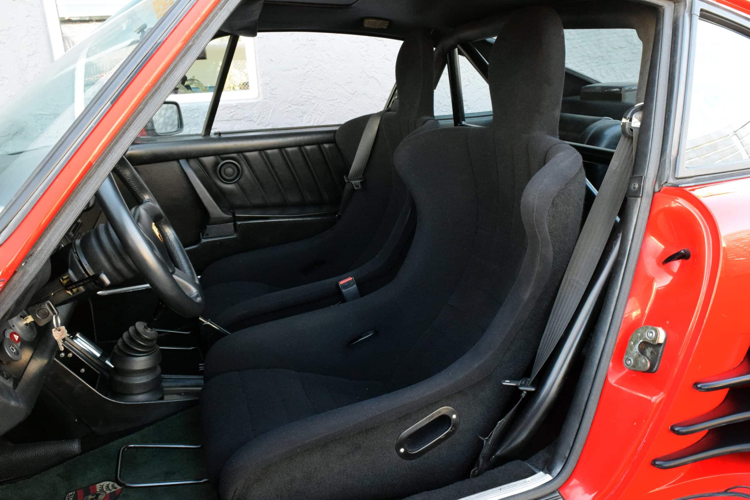 1984 911 Turbo (930) Kremer, real deal #046 3.5-liter engine, NACA ducts, Compomotive wheels, DP/935 Lollipop seats, Matter Cage