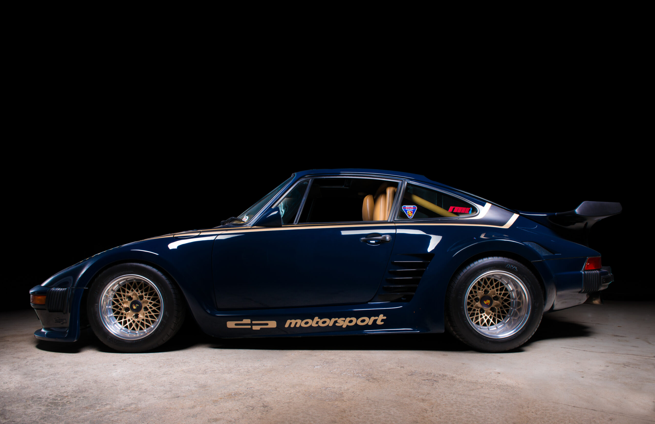 1985 Porsche Turbo 935/930 DP Motorsport dp Motorsport / Kremer 935 TURBO built for MARIO ANDRETTI