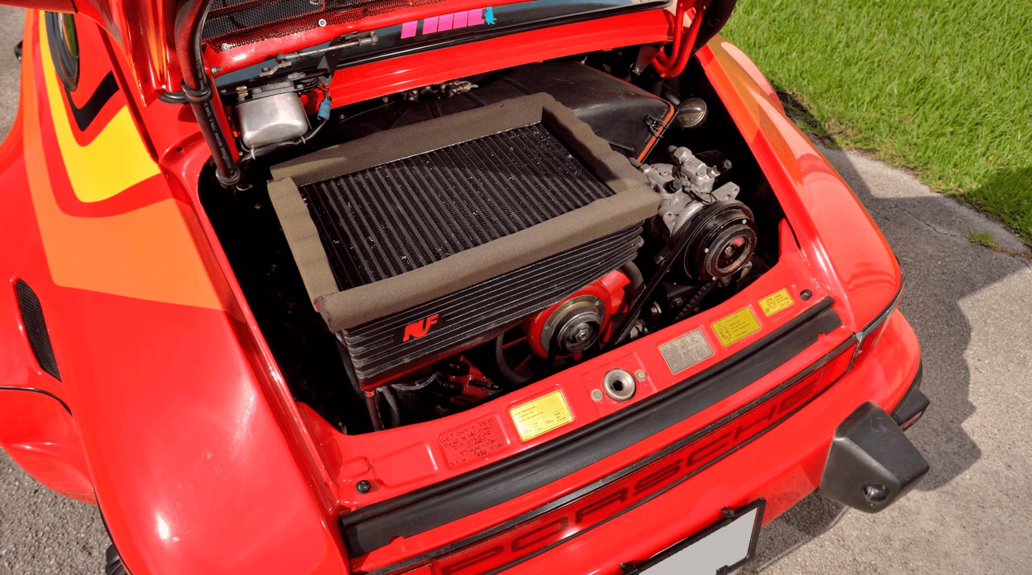 1982 911 Turbo DP 1 935, Ruf BTR engine, speed record car for Car & Driver Magazine