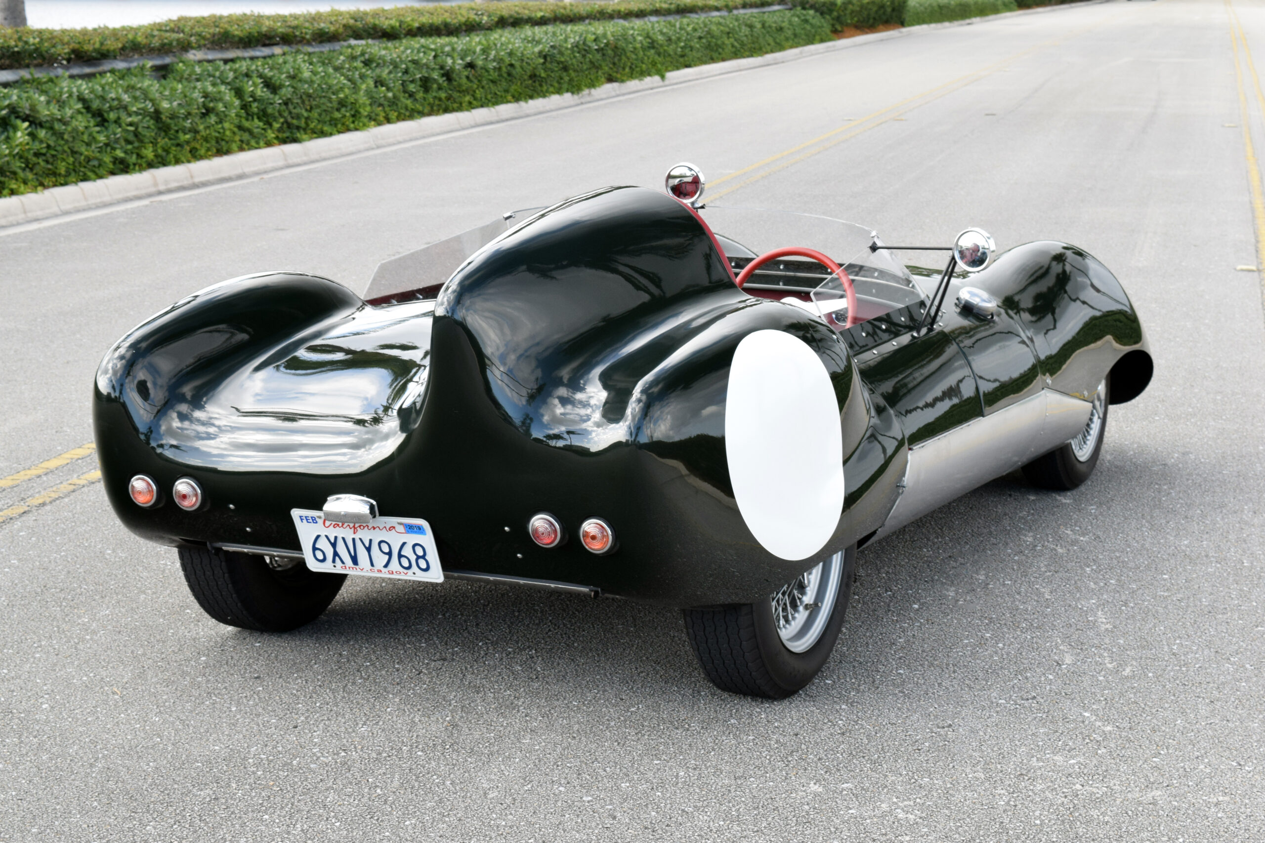 1970 Lotus Eleven Westfield tribute car, BMC 1380cc engine, 130HP, 5-speed, very fast