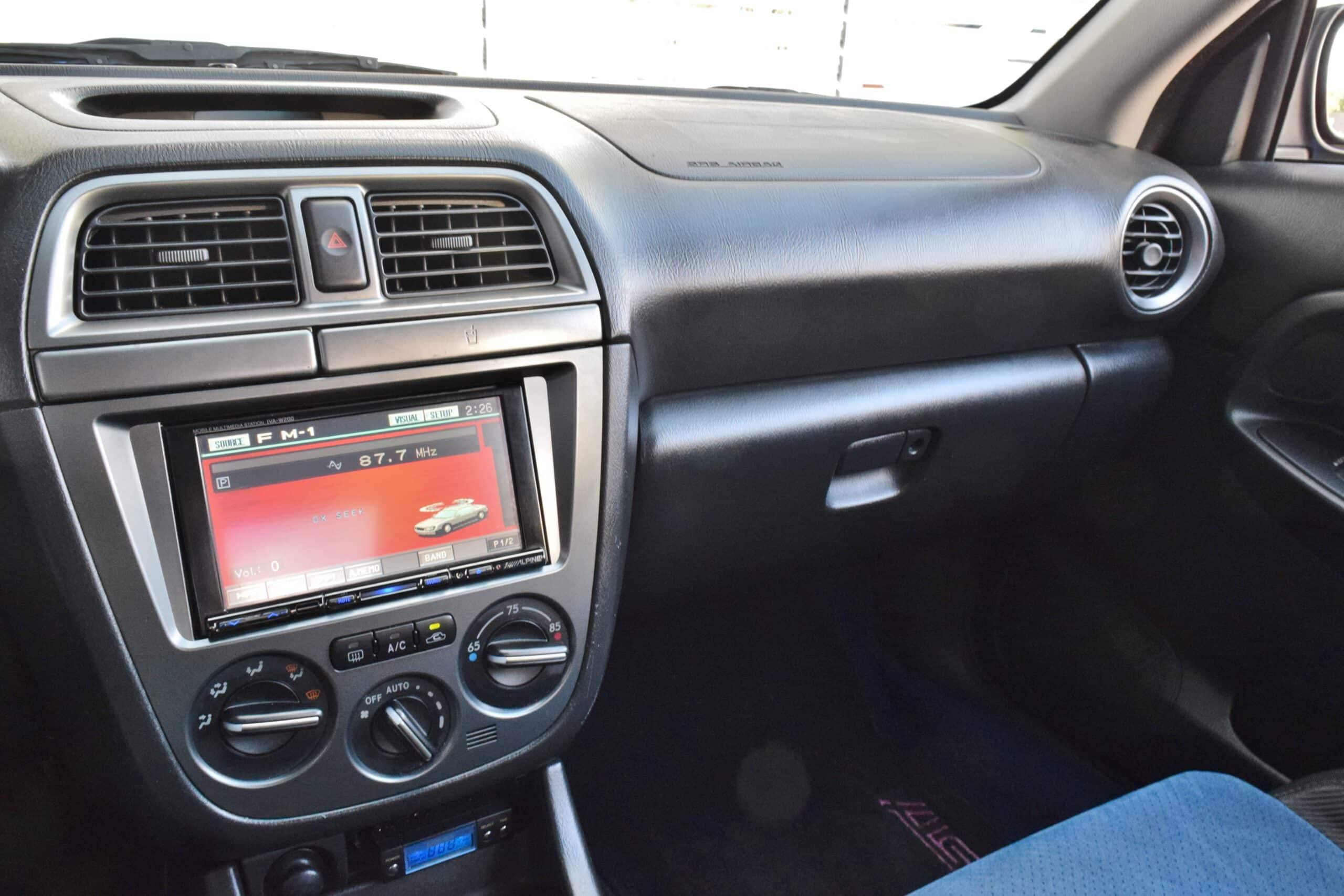2004 Subaru WRX STI 1 Owner – Original Paint – Only 24K Miles – Built Motor – New Clutch – FAST!