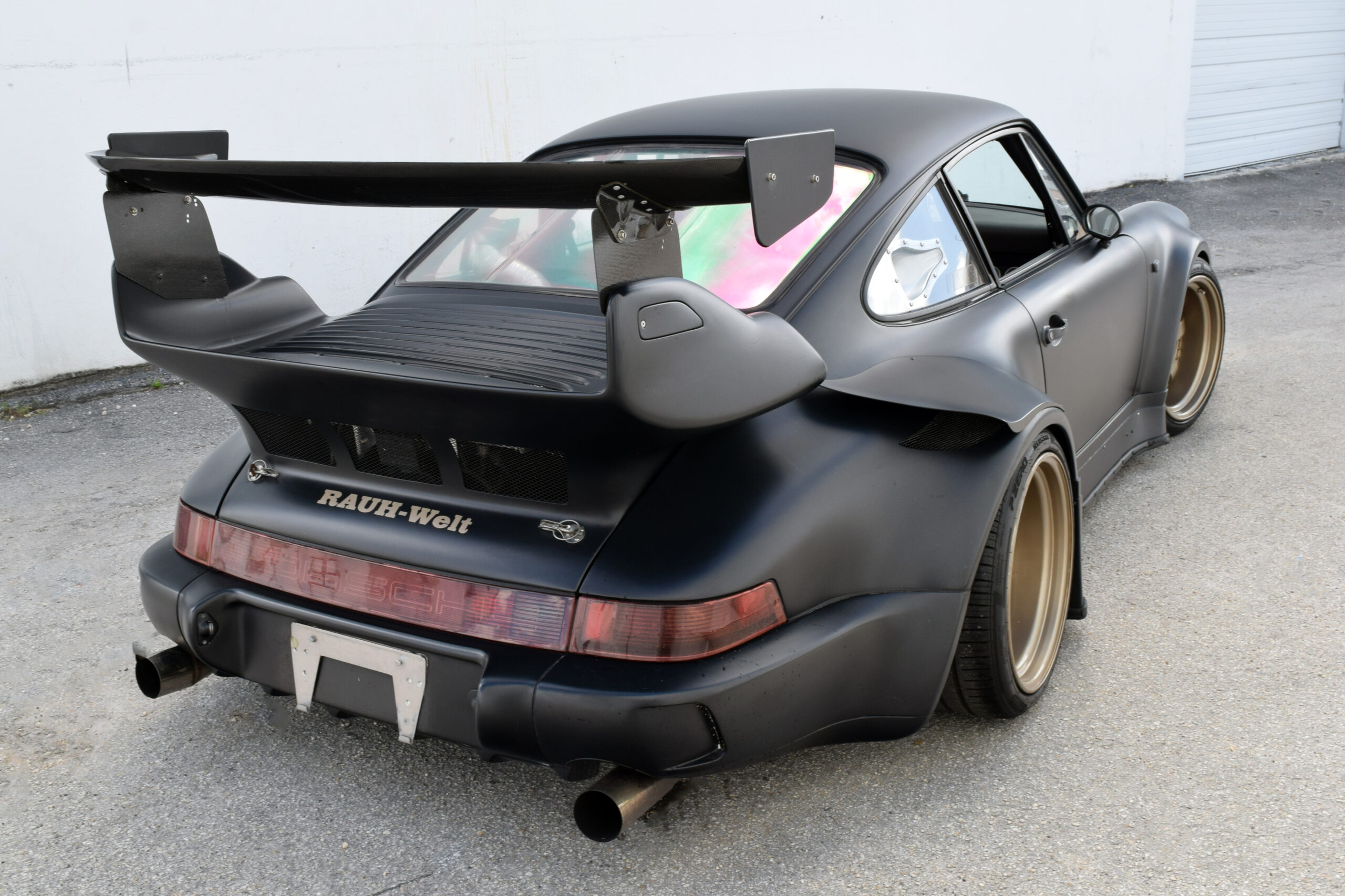 1993 Porsche  964 Carrera 2 RWB twin plug Turbo, Made in Japan, Smoothie, Certified authentic, Work wheels, low miles