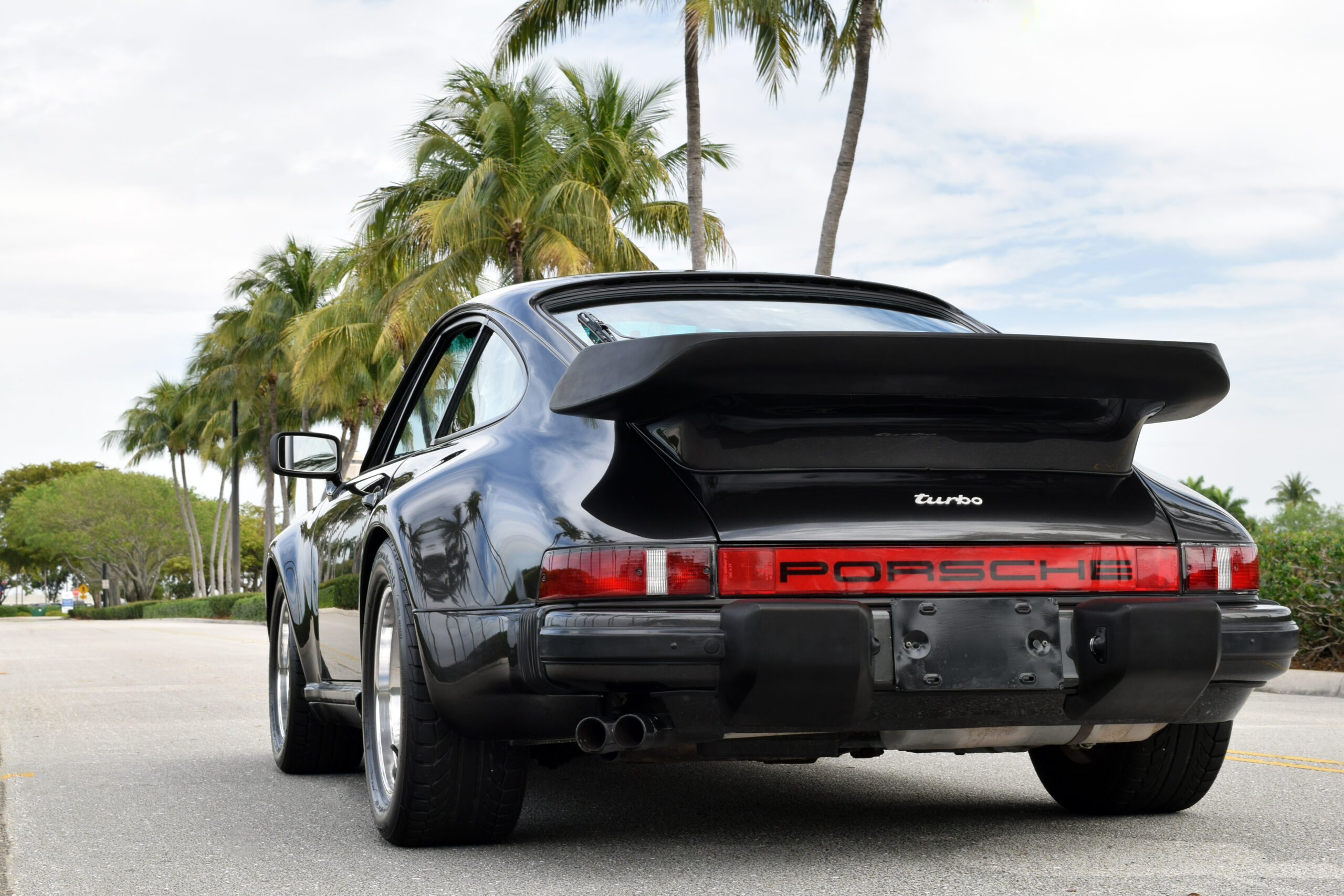 1979 Turbo 930, 1300 miles since $58K glass out restoration, impressive paint and interior, upgraded a/c