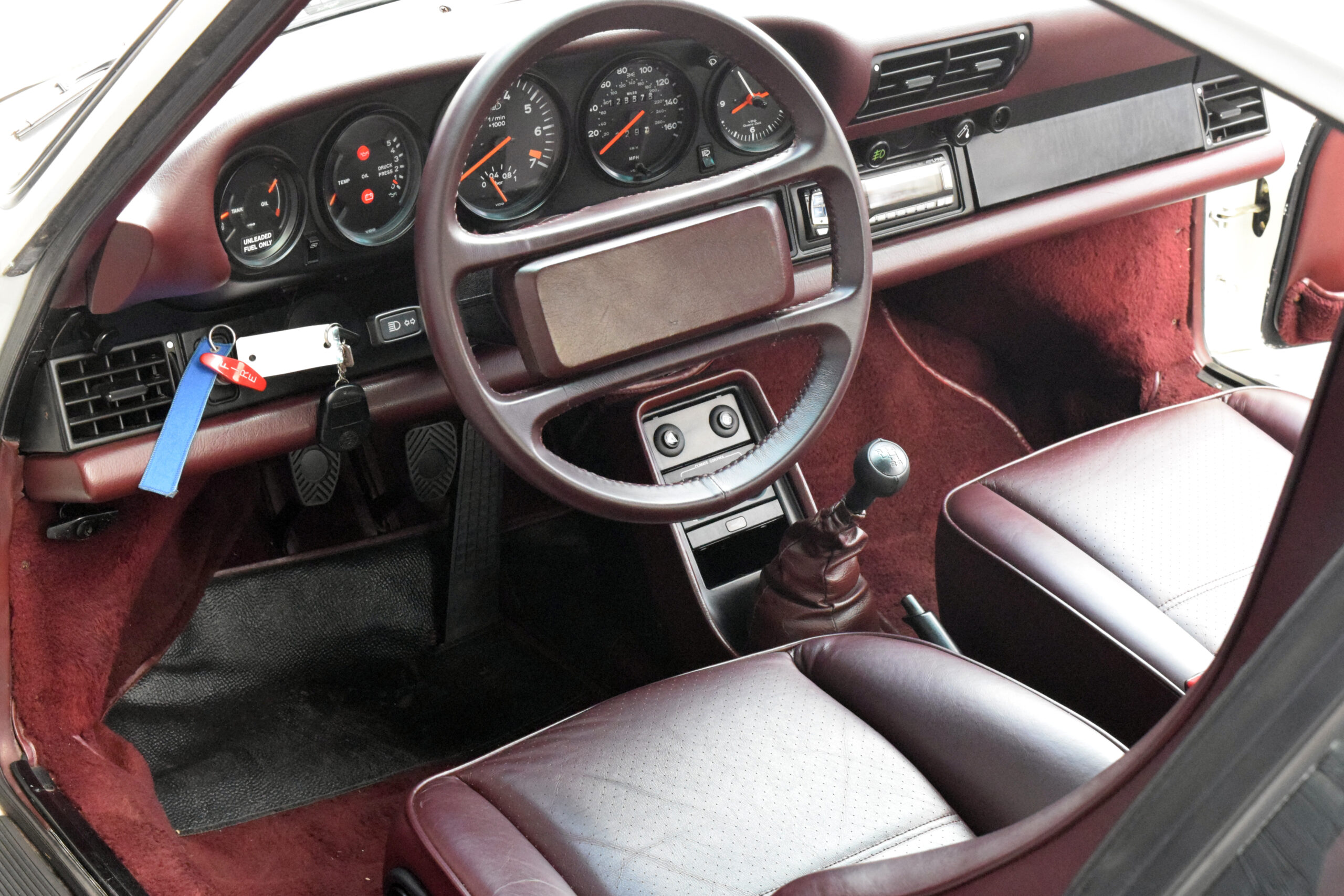 1988 911 (930) Turbo, California car, Blueprinted engine, one owner until 2016, very fast!