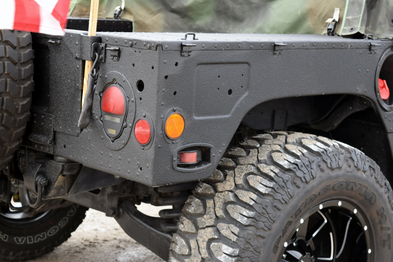 1988 Hummer H1 AM GENERAL Over $35k Invested- Real Military M988 Humvee – 6.5L Diesel