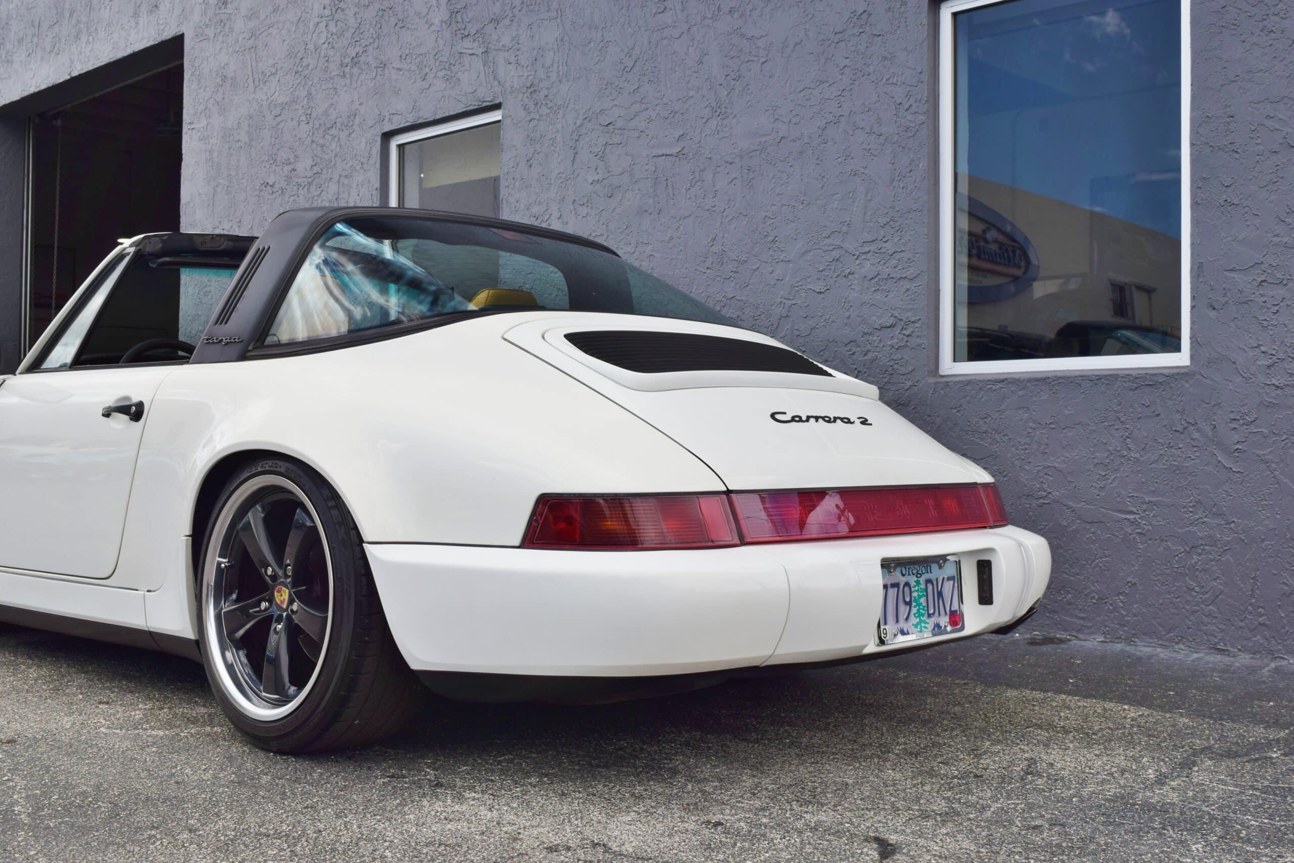 1990 Porsche 911 Targa 964 C2 Rare 1 of 158 – ONLY 71K MILES! 5 Speed Manual – Carrera 2 – Clean History