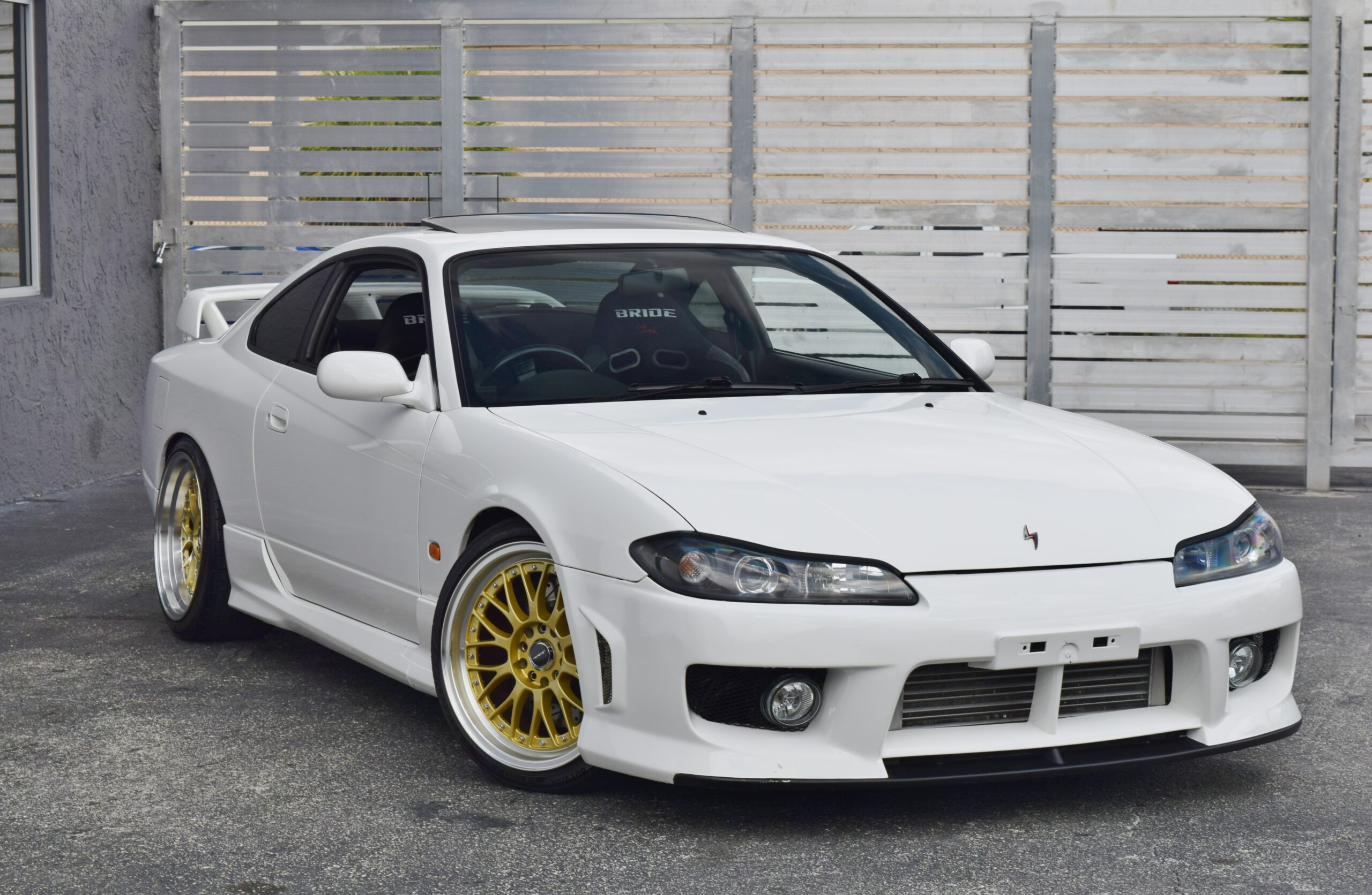 1999 Nissan 240SX Silvia S15 Spec R SR20 Turbo 375HP Well Sorted 6 speed manual with New Tein Coilovers/ New Clutch