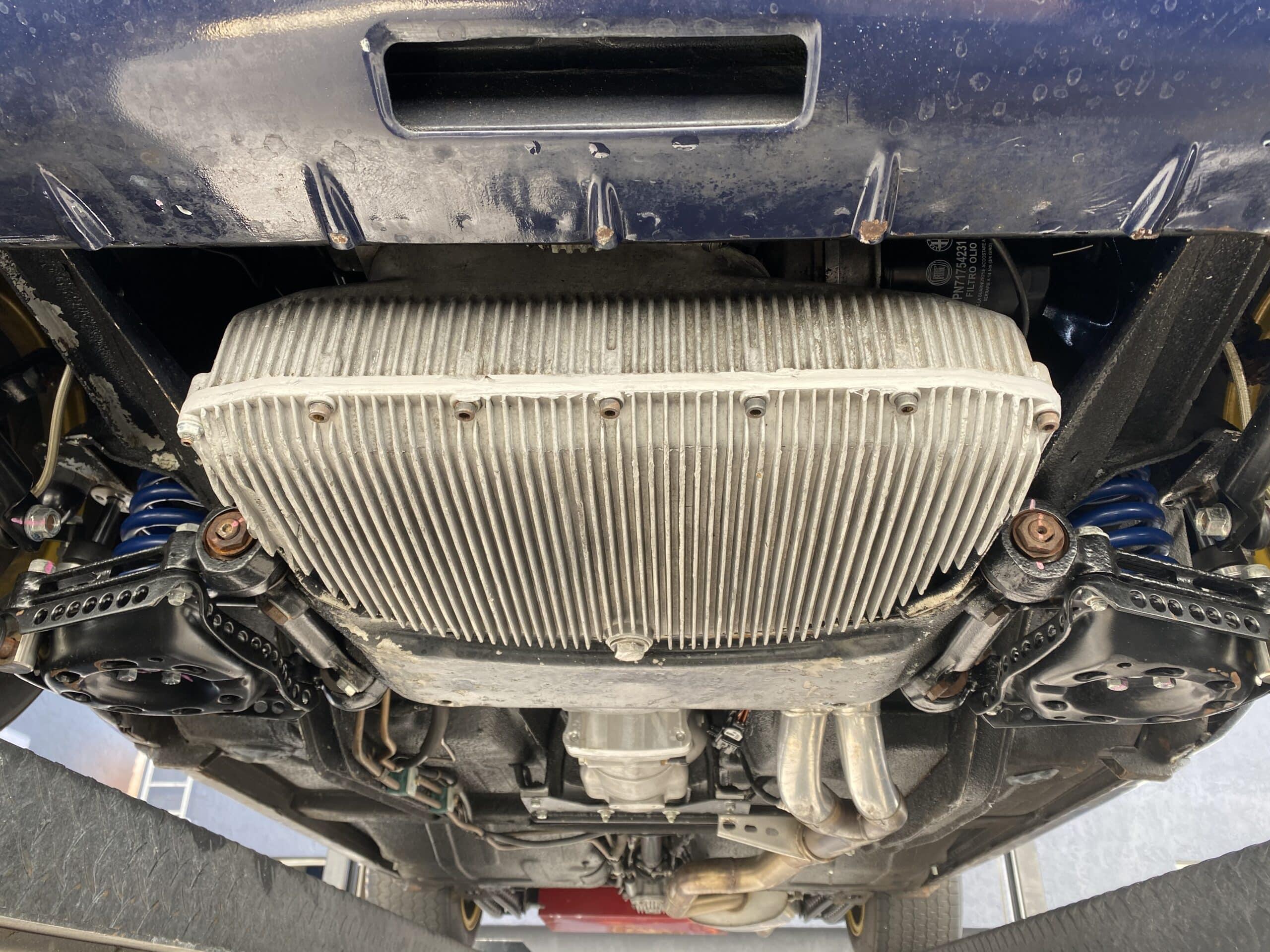 1971 Alfa Romeo GTV GTAM Tribute Alfaholics Built 2.0L Twin Plug Quaife Sequential trans- GTAM Brakes/ Suspension