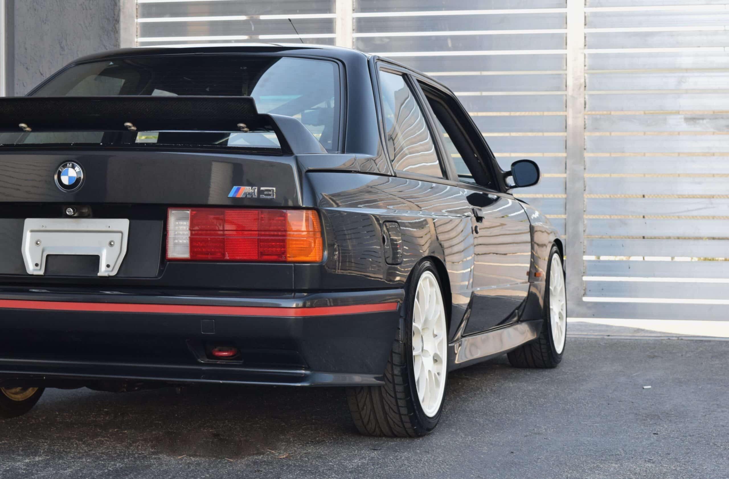 1987 BMW M3 E30 Euro Spec 265 HP EVO S14 -DOG LEG-Slicktop- Ferrari F-40 Brakes- Fully Sorted & Documented