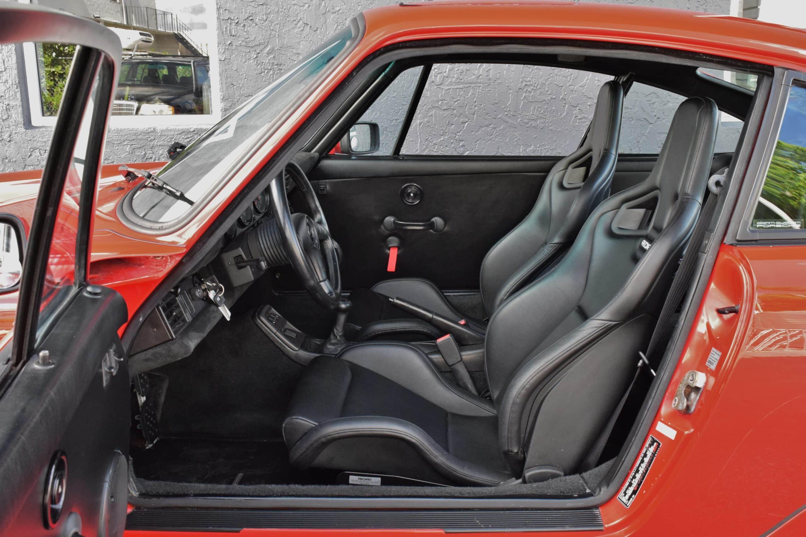 1989 Porsche 911 Carrera 4 964 SHOW CAR-BBS RS- Recaro Seats-H&R Coilovers $53,000 Reciepts – Engine Refresh