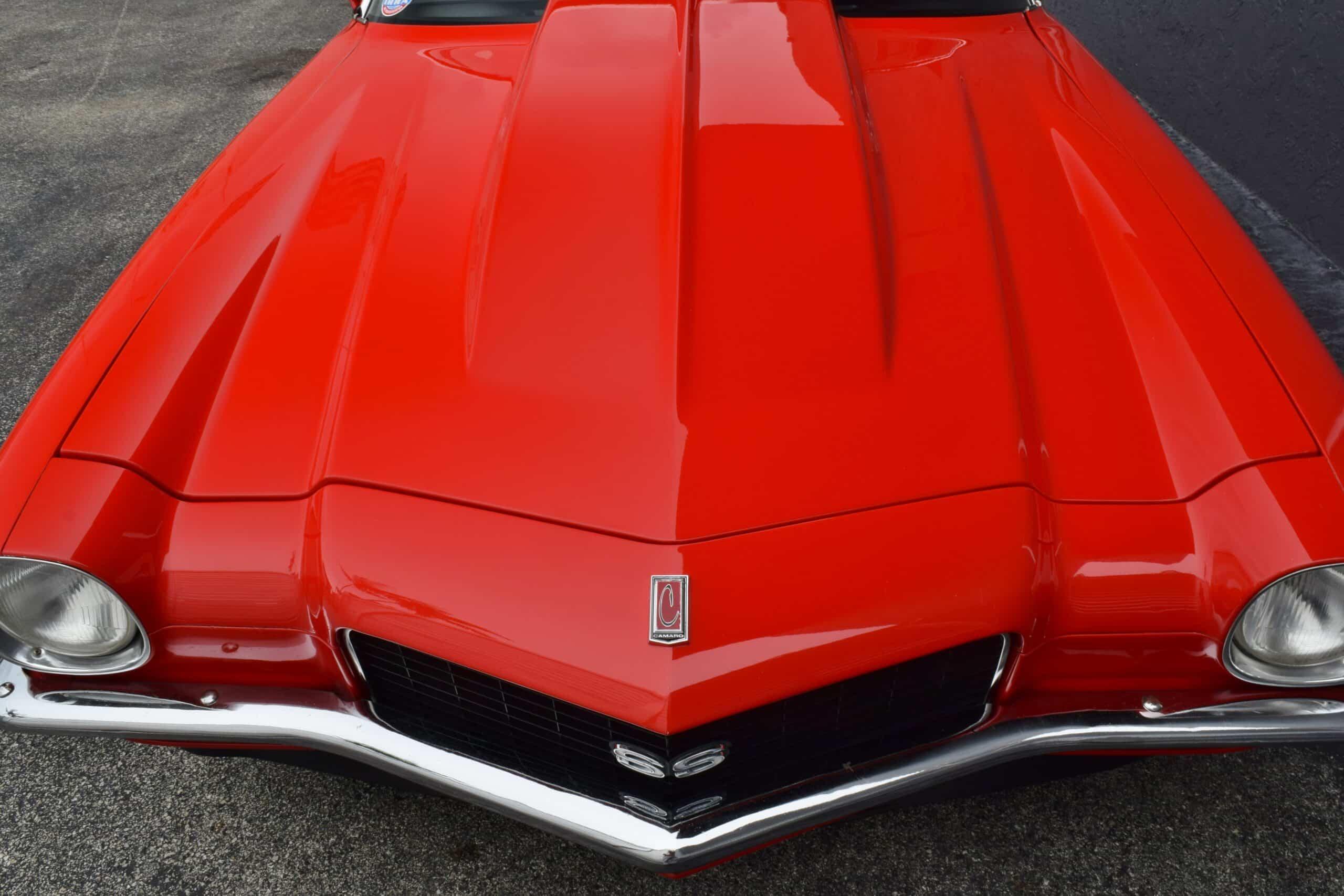 1971 Chevrolet Camaro REAL SS 421 CI SMALL BLOCK  (EXPORT) ASSEMBLY SUPER RARE 800 HP STREET CAR- TURBO 400 TRANS