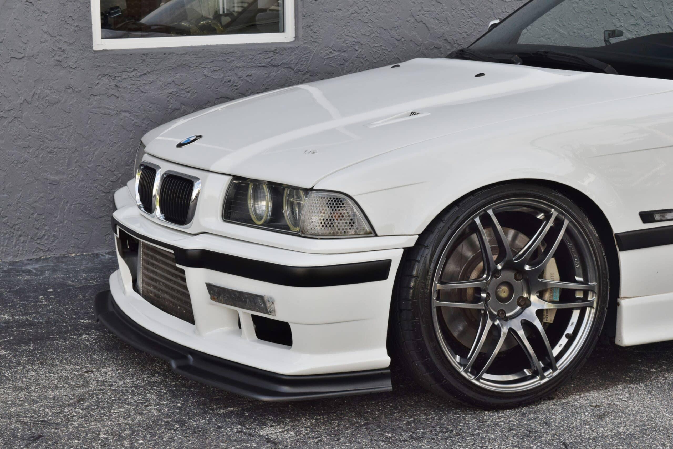 1995 BMW 3-Series E36 SR20DET TURBO 2.1L Bore HKS-6 Speed ...