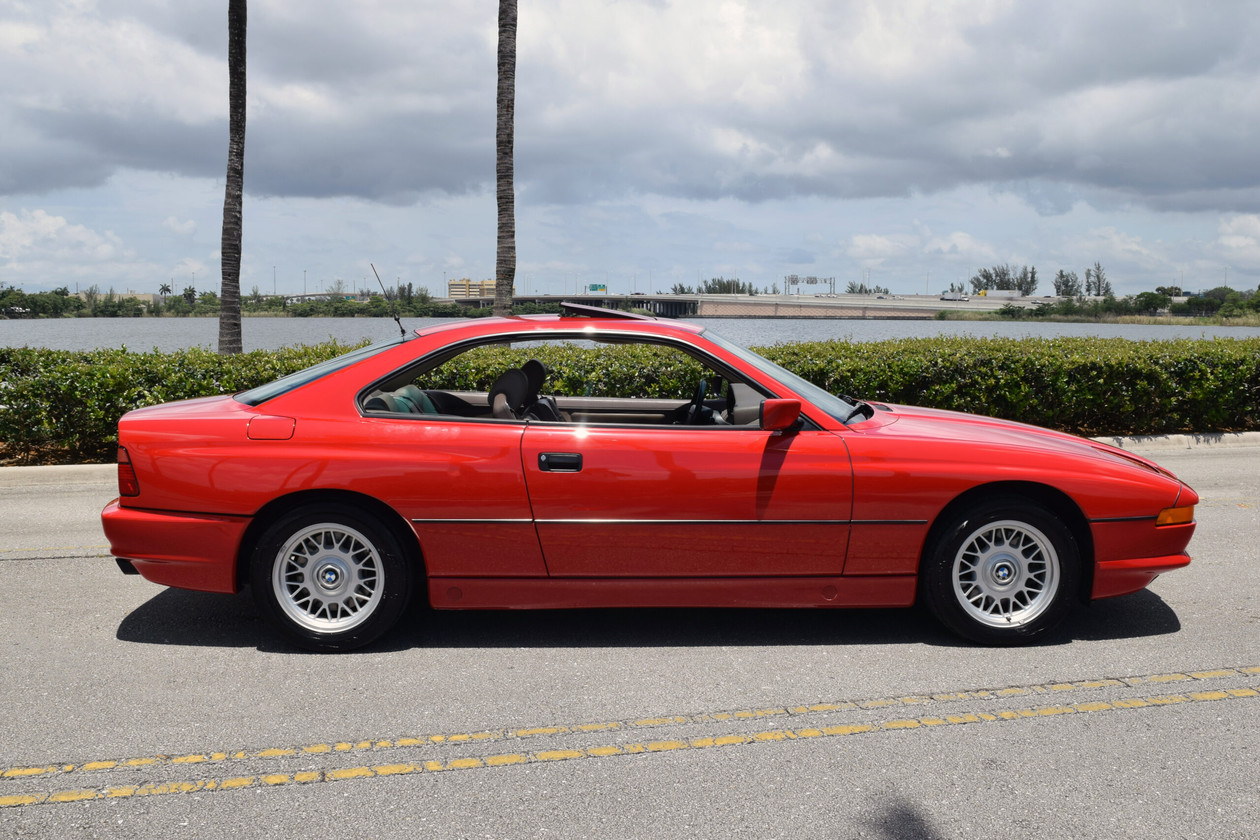 1993 BMW 850 CI, One owner, just 36K miles, Full service records since day one!, original paint