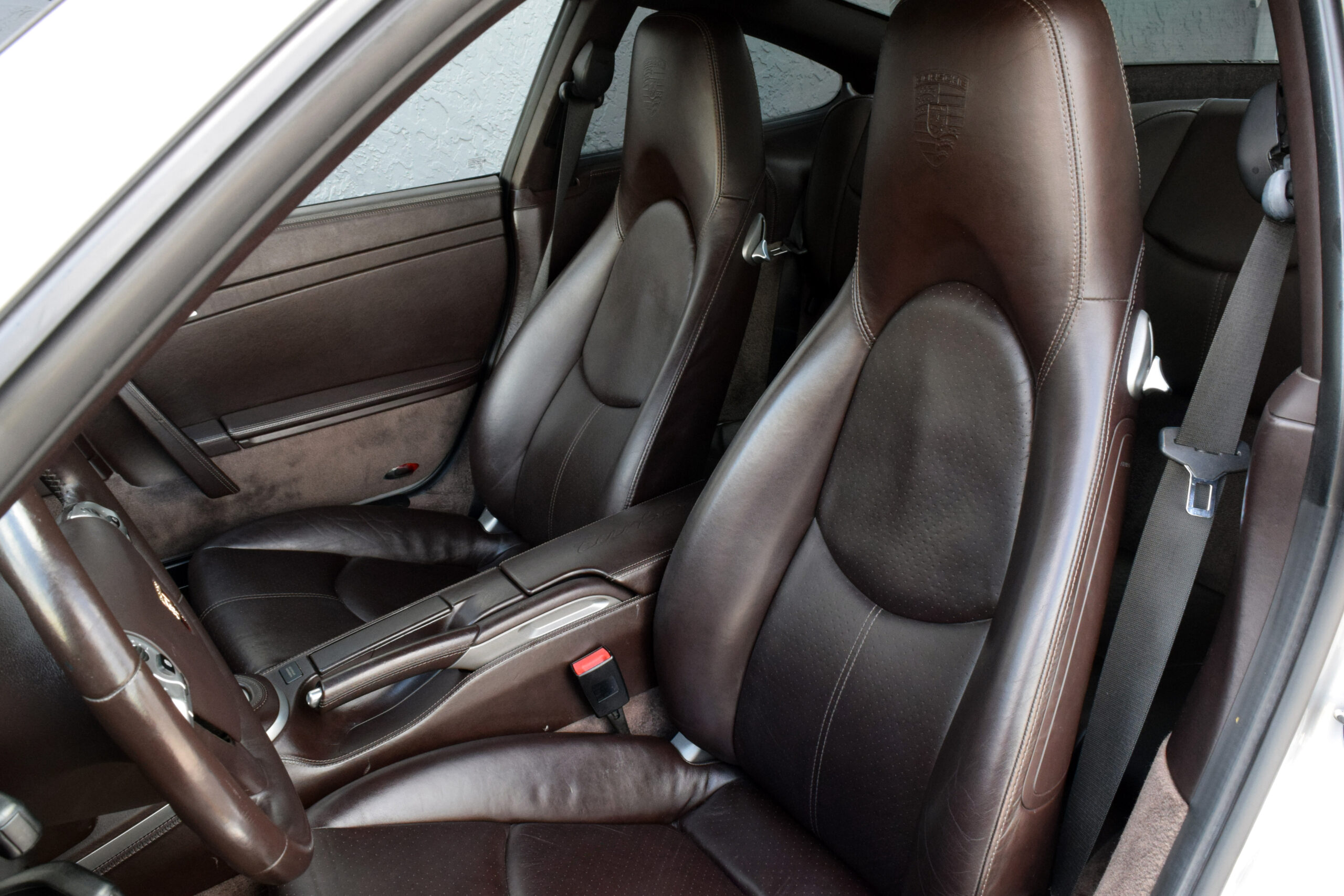 2007 997 Turbo, super low miles, big options list, same owner for 11 years