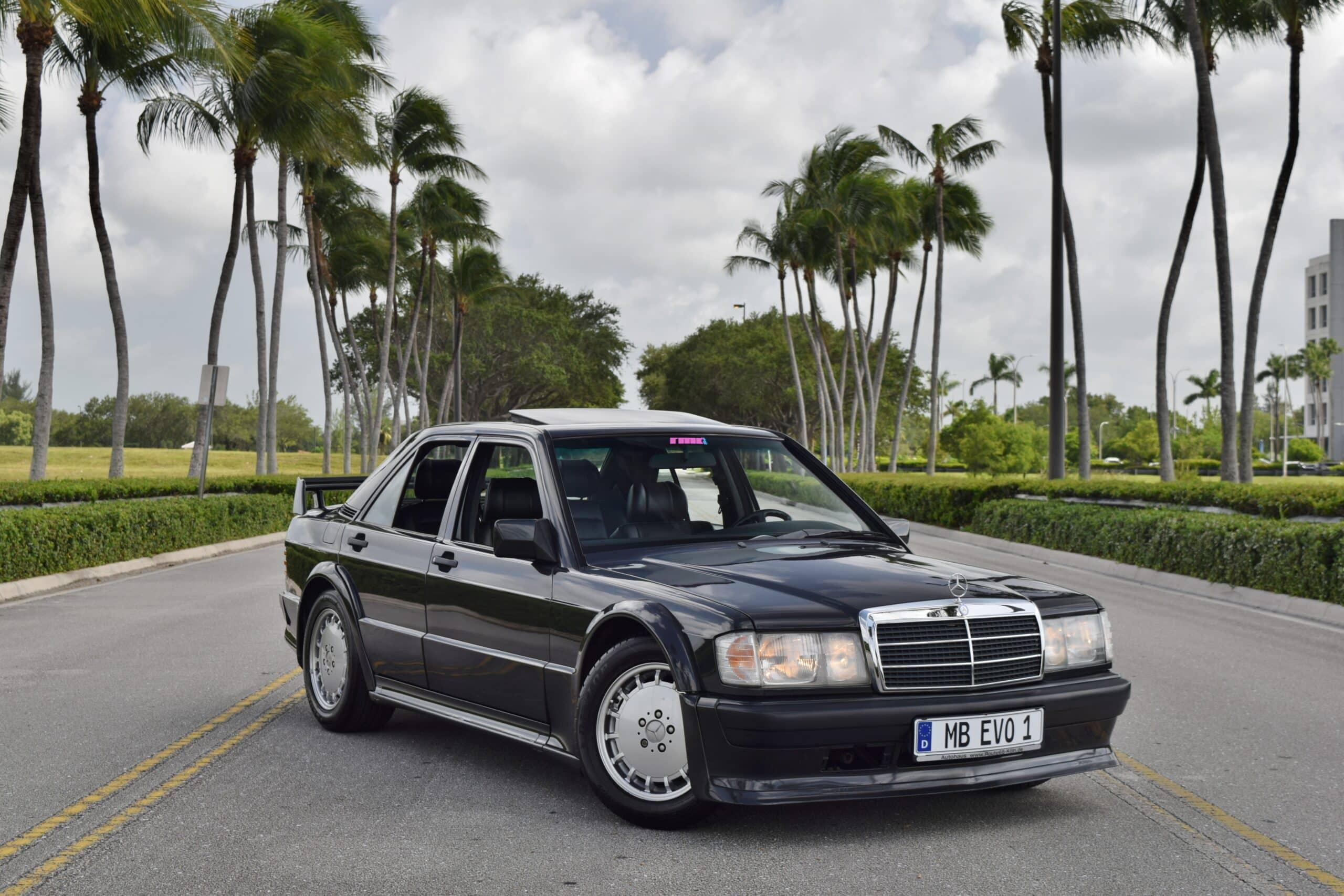 1989 Mercedes-Benz 190-Series EVOLUTION 1 1 of 502 Ever built HOMOLOGATION Car – 5 Speed Dogleg manual -Documented Service Book
