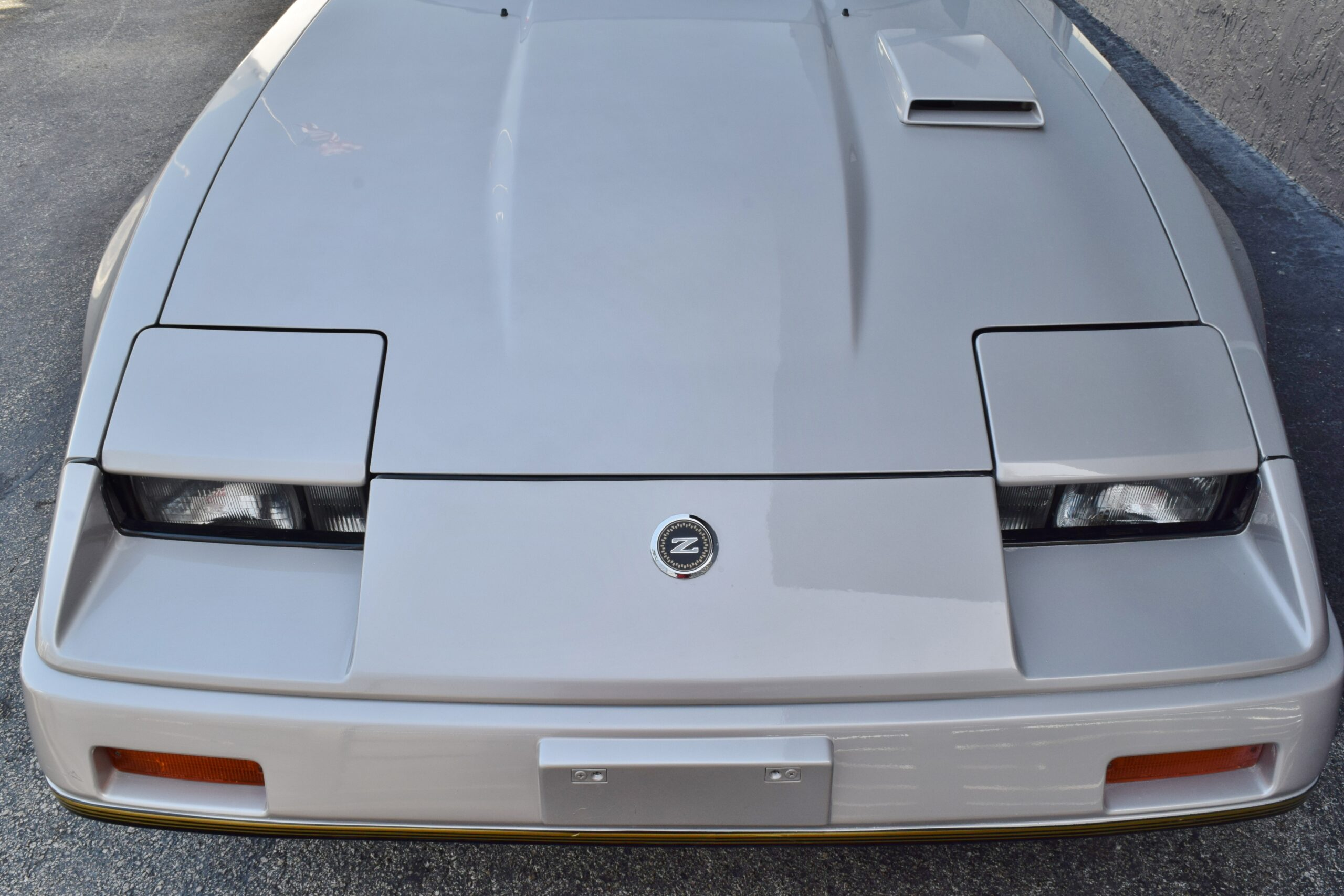1984 Nissan 300ZX Turbo – Anniversary Edition – Z31 Rare Spec 1 Year Only 1 of 300-Low Miles-Unmodified- T TOP -5 Speed- Collectible