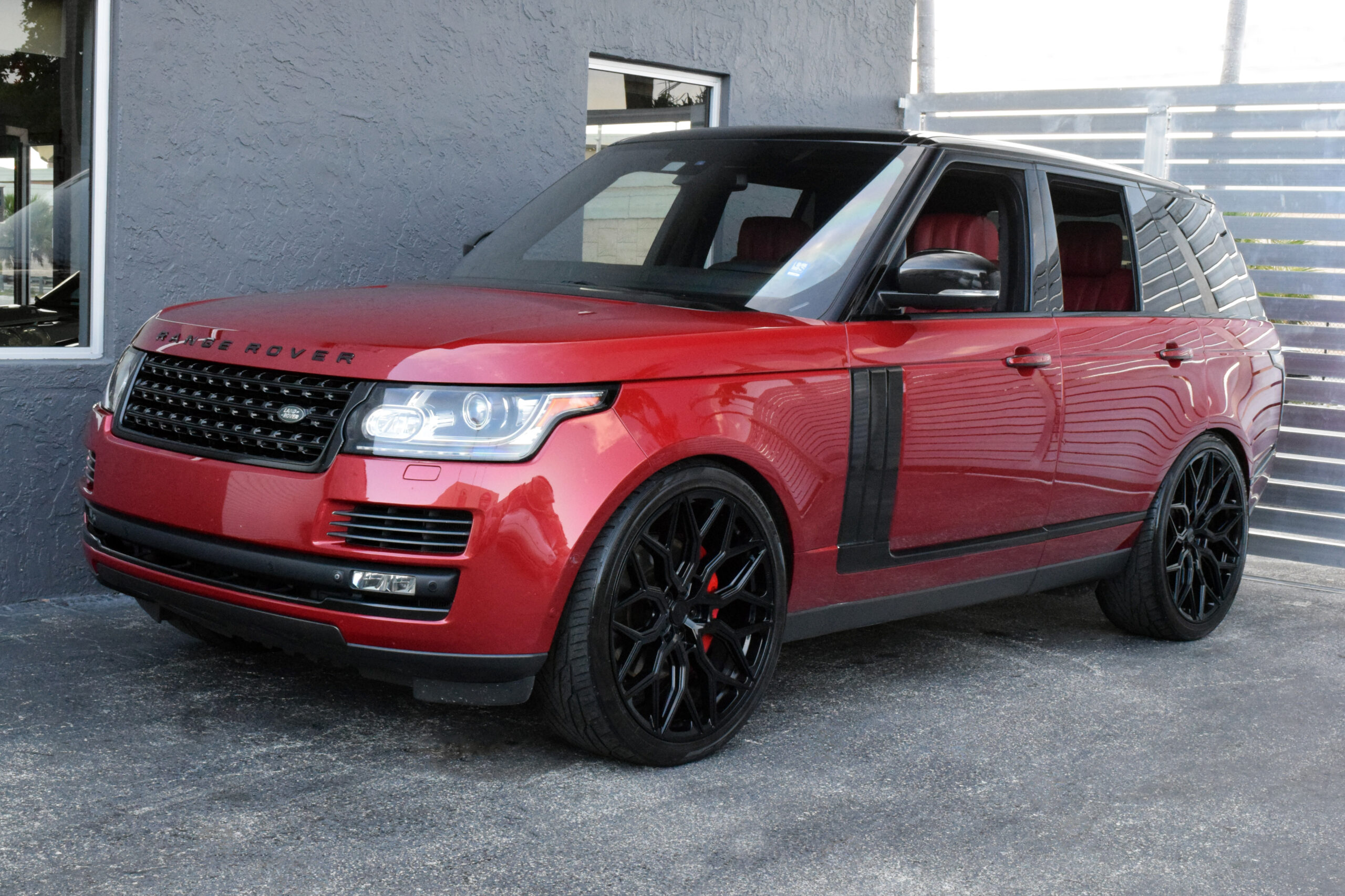 2015 Land Rover Range Rover AUTOBIOGRAPHY Supercharged V8