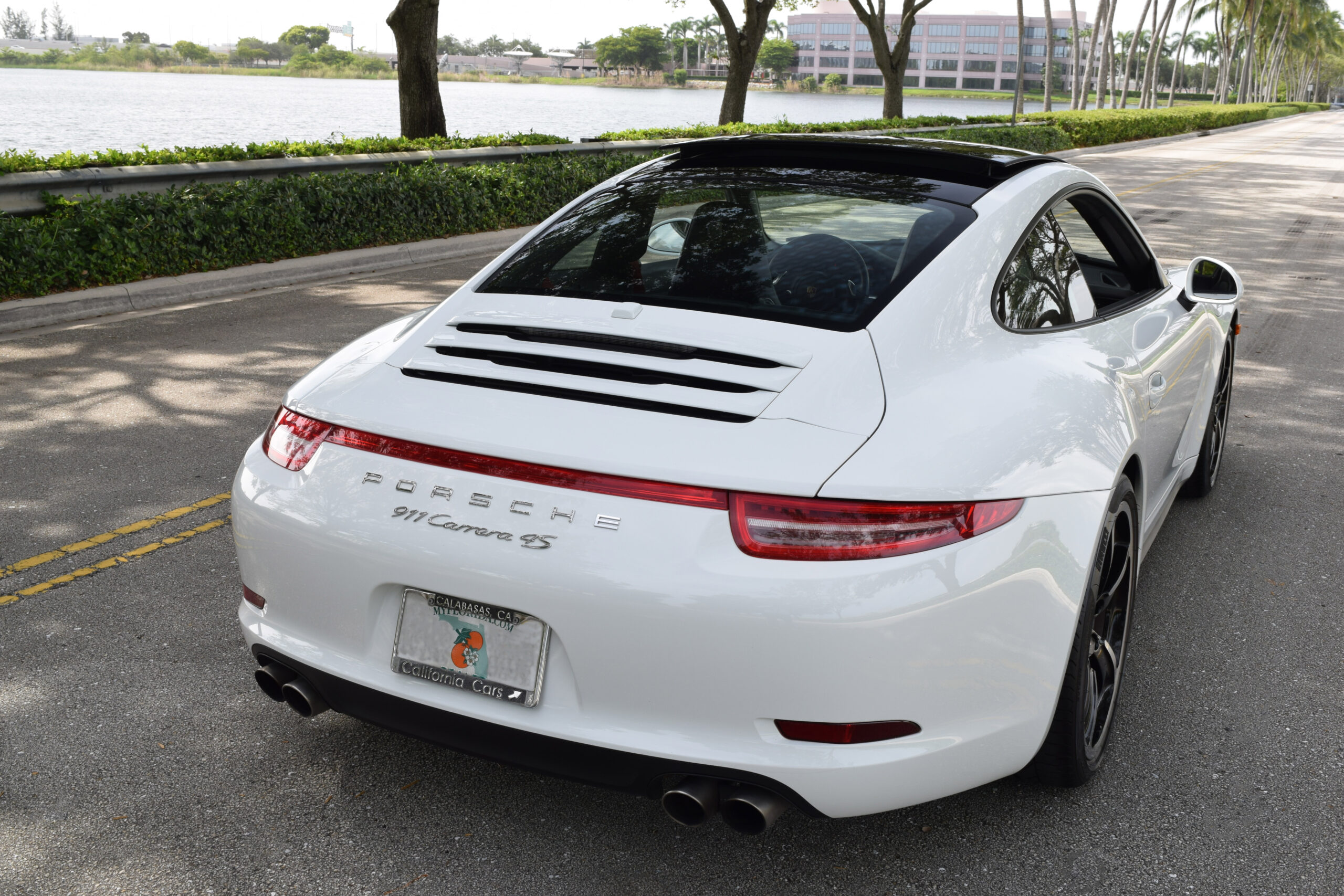 2014 Carrera 4S, 1 owner, just 17K miles, Original Window Sticker and Bill of Sale, dealer serviced with records