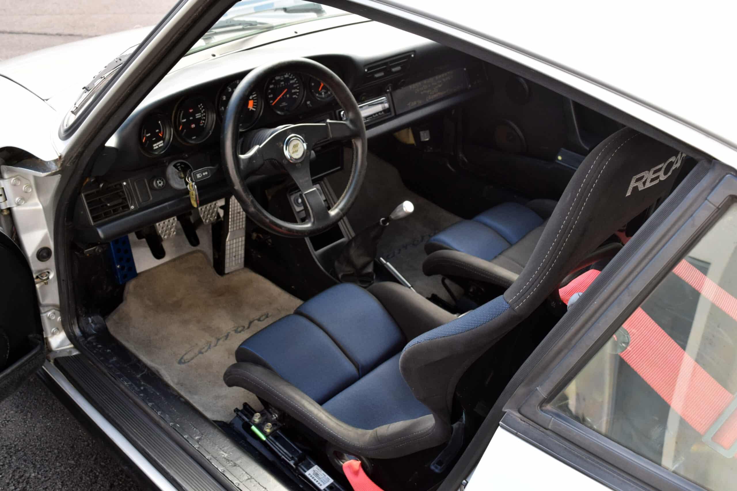1988 Carrera G50 Lightweight Outlaw,Recaro Seats, Watanabe Wheels, Tarett Engineering Swaybars, Bilstein Suspension