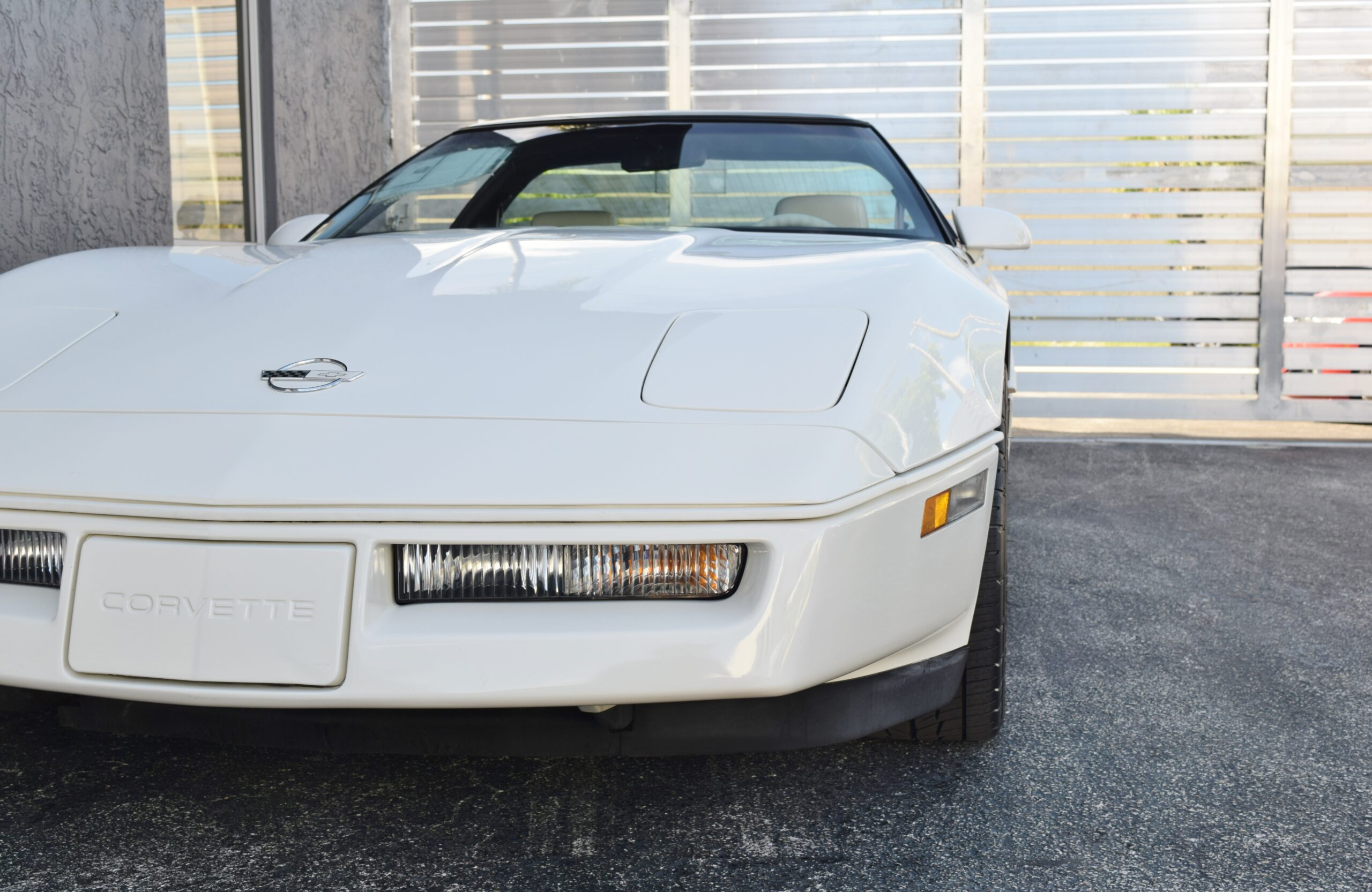 1988 Chevrolet Corvette 35th Anniversary Edition Only 6287 miles- Collector Quality- Rare 4+ 3 Manual Gearbox- Fully Documented