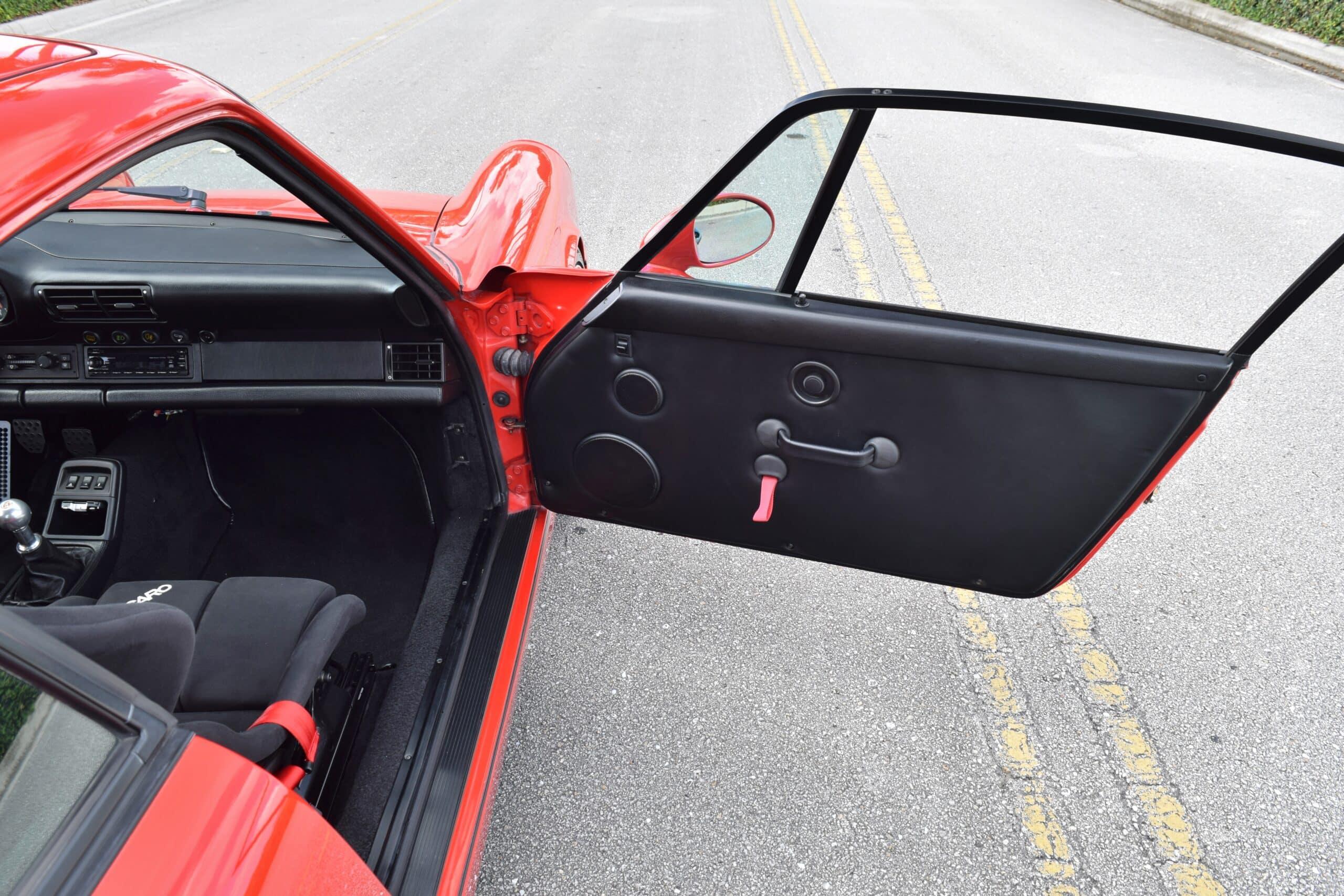1990 Porsche 911 964 Carrera 2 Only 53k Miles-Ohlins Coilovers-BBS Wheels-Recaro Seats-Split Case Engine Build
