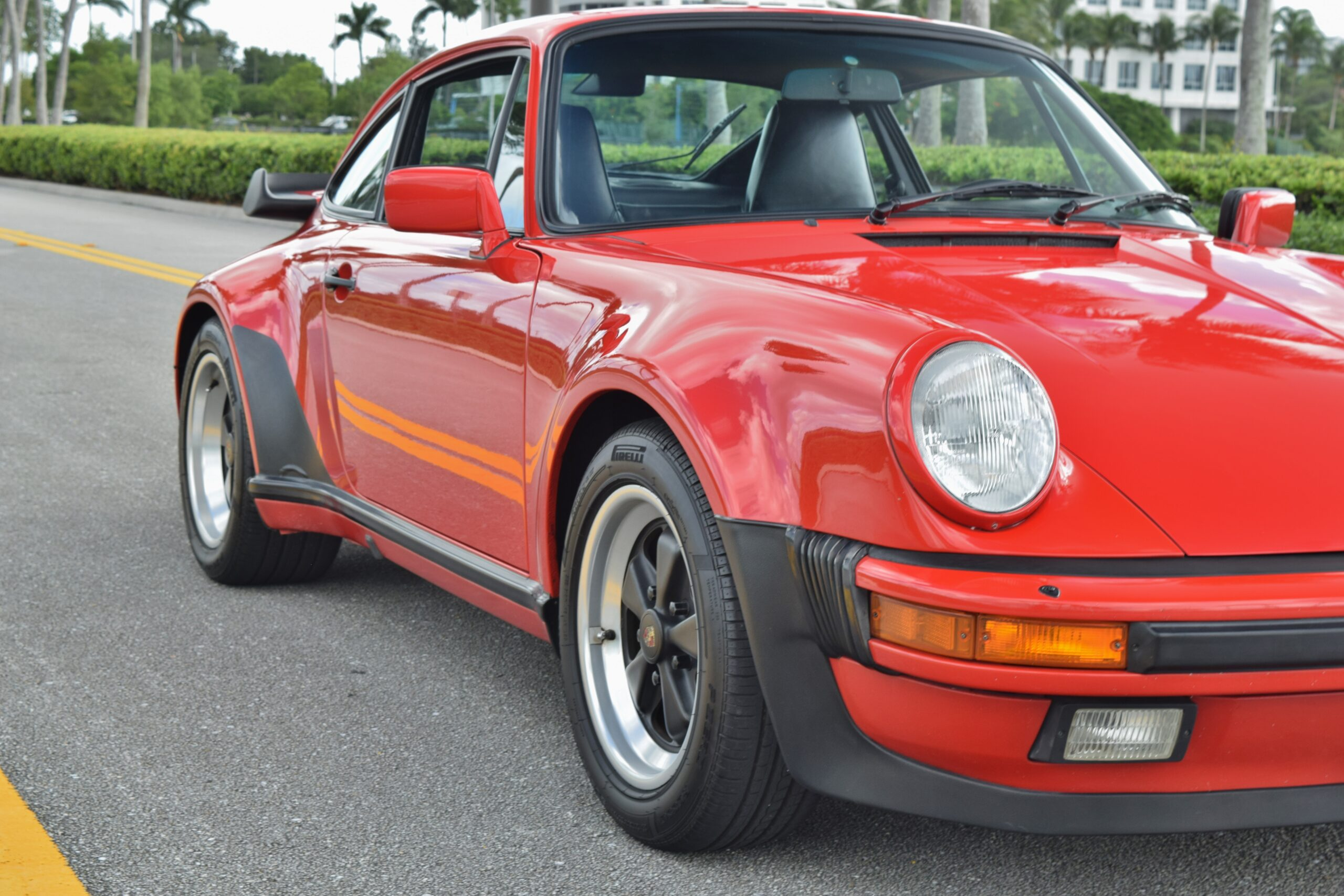 1986 Porsche 911 Turbo 930 Only 51K Miles-Matching Numbers-100% Stock-Engine reseal Porsche Service History