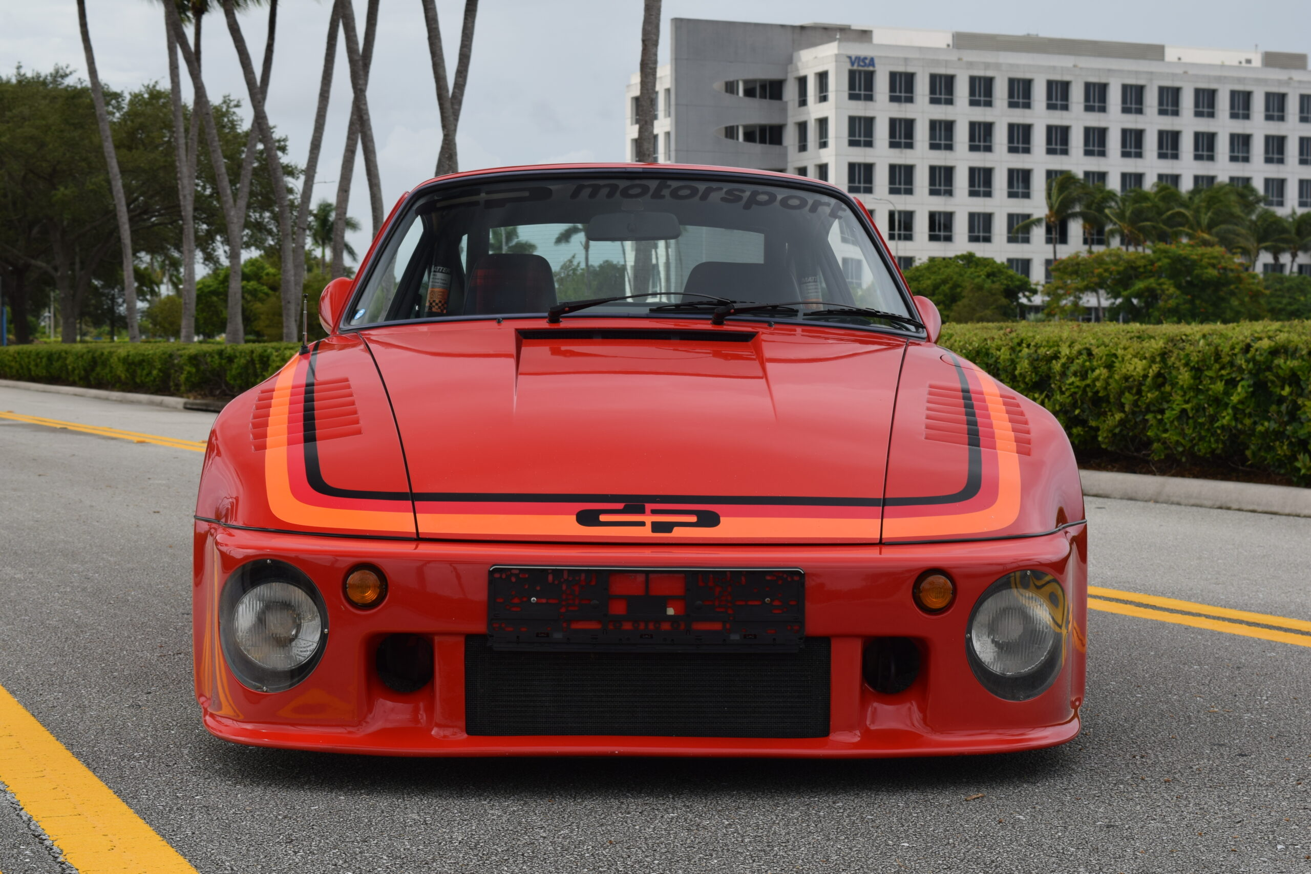 1979 very rare, REAL and desirable DP Motorsport 935 I – RUF CAR Straßen