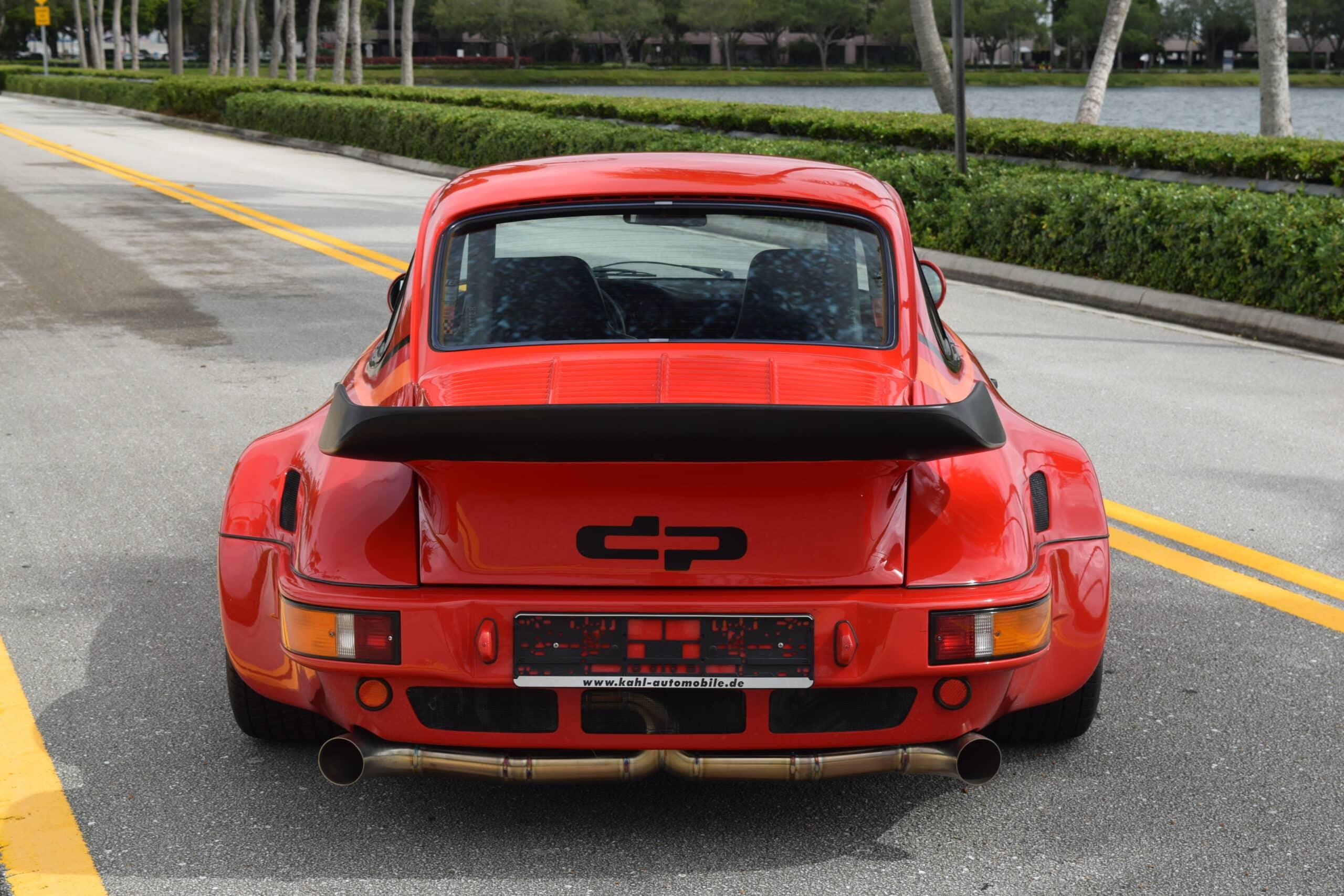 1979 very rare, REAL and desirable DP Motorsport 935 I – RUF CAR Straßen
