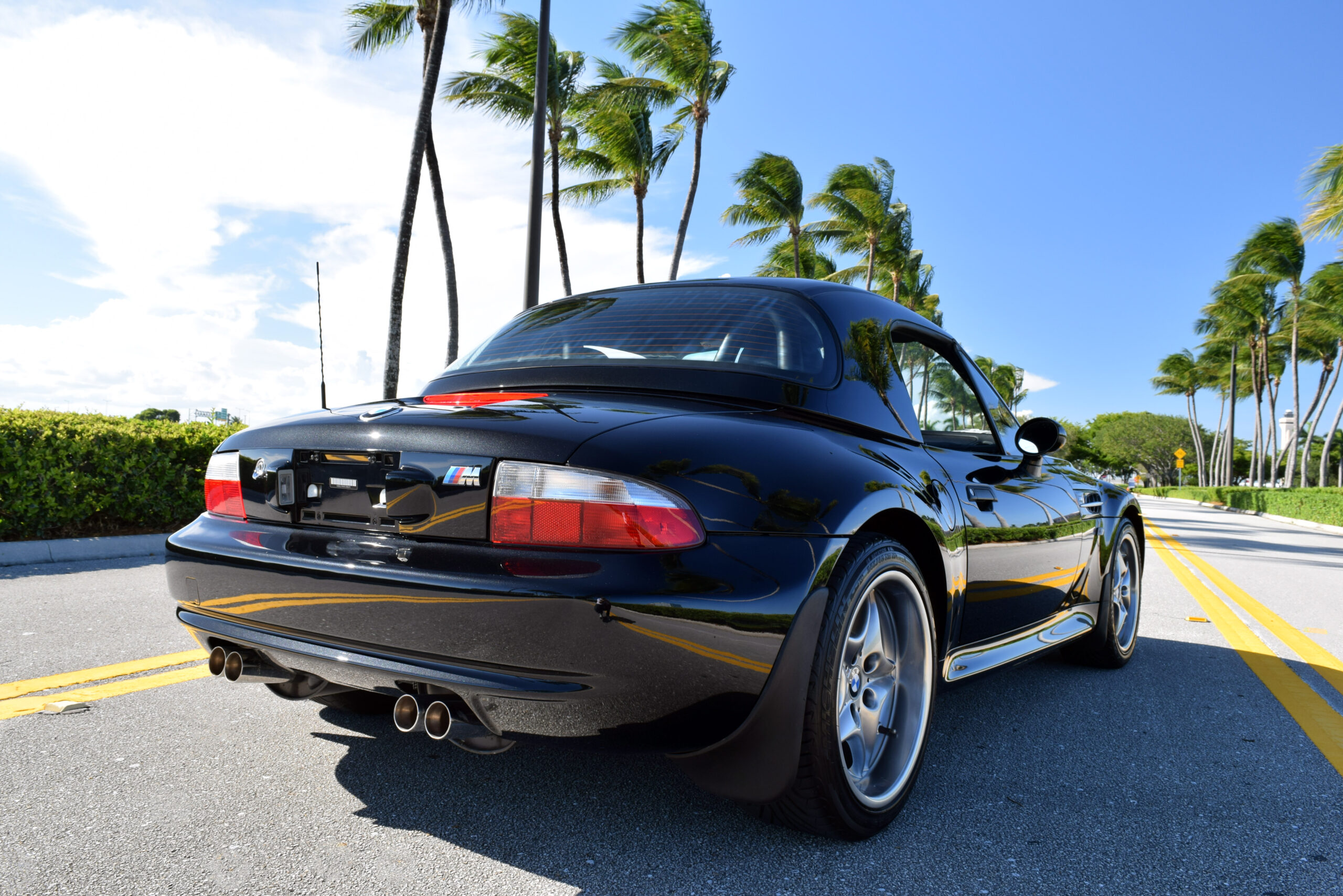2001 BMW Z3M Roadster, 11K actual miles, S54 Engine, hard top, all original paint, collector grade