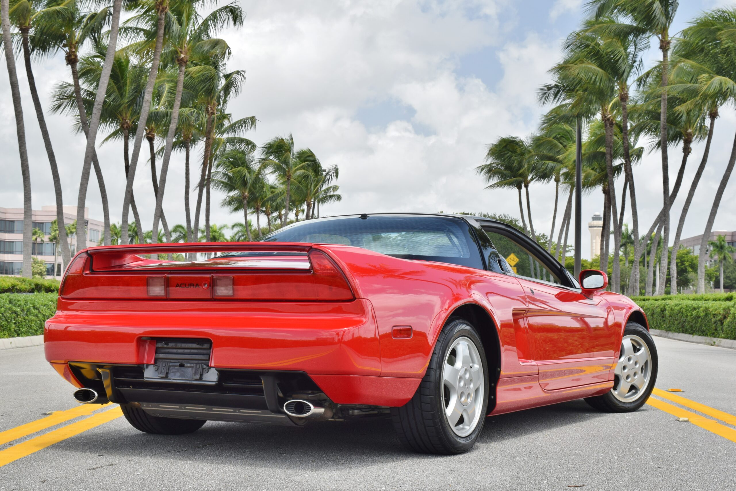 1991 Acura NSX 2 Owner-Florida Car -ONLY 20K Miles! – All original – Unmodified- Collector item