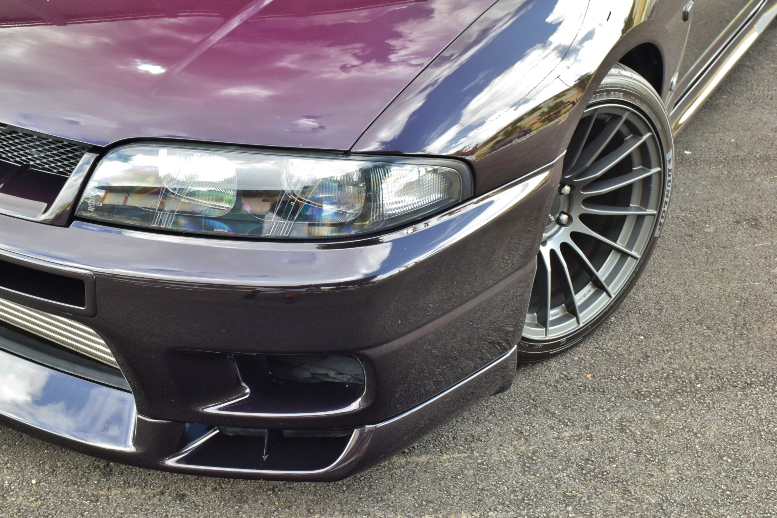 1995 Nissan GT-R R33 SKYLINE Midnight Purple-Single Turbo-550 AWHP -Only 37K Miles- SHOW CAR – Fully Sorted