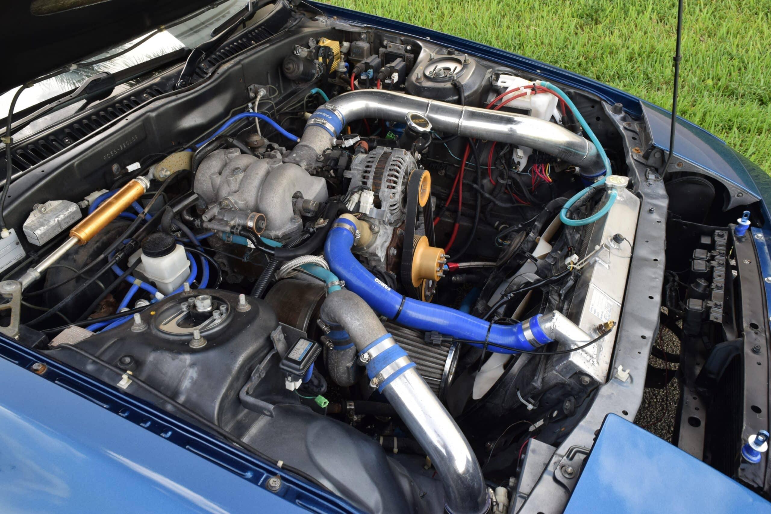 1990 Mazda RX-7 FC STILL WAY Built 400HP TD06 Single Turbo/ Bride Seats/ Cage / JDM / Full Suspension