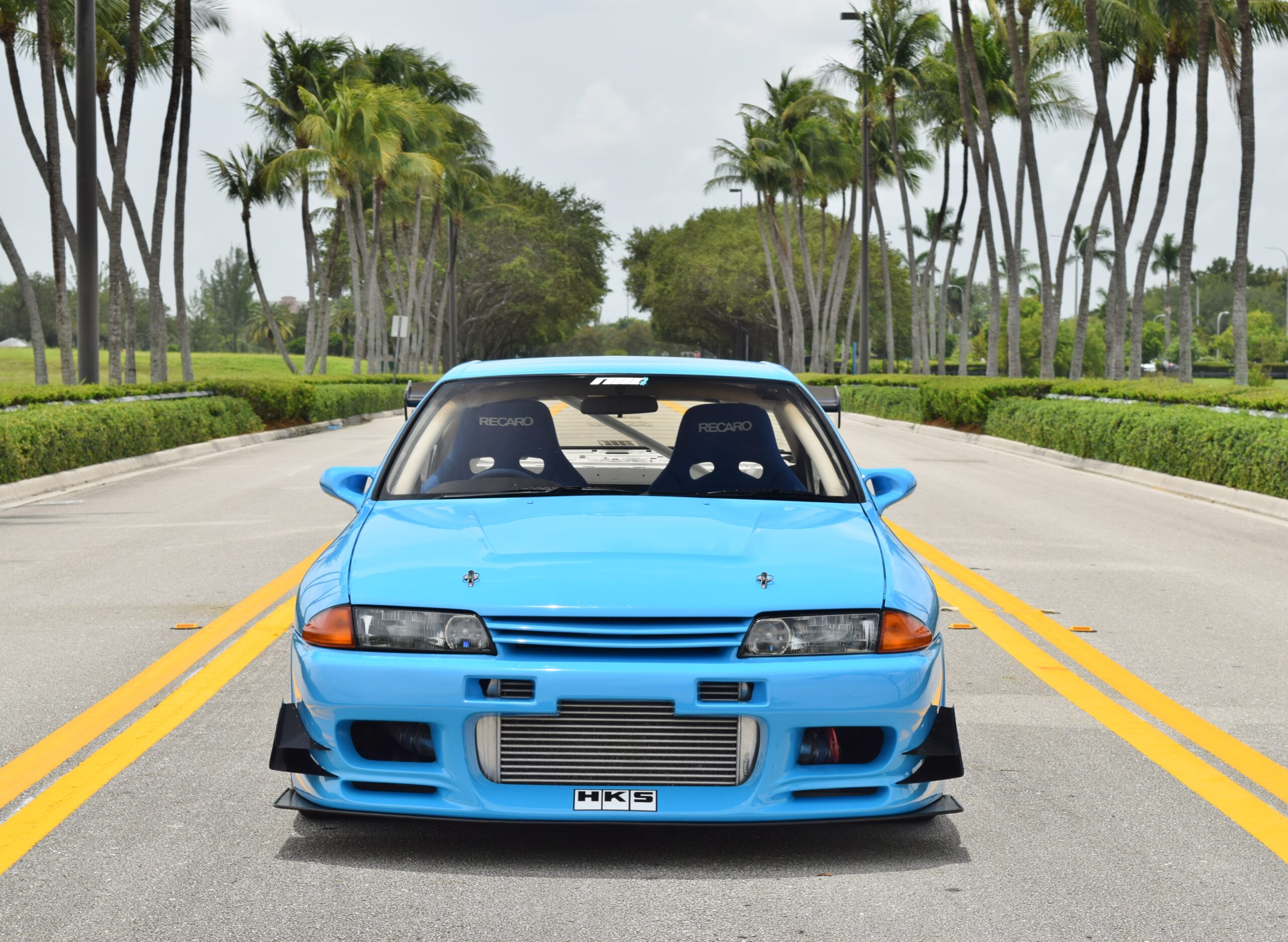 1994 Nissan GT-R R32 Skyline Time Attack/ Street | AG-Y Demo Car | 550PS | HKS Turbos | Full Build | Alcon