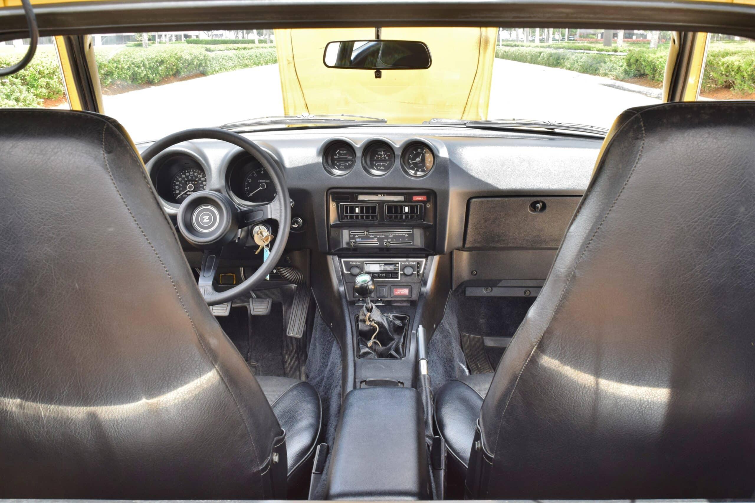 1978 Datsun 280Z 42 YEAR OLD TIME MACHINE GARAGE FIND -1 OWNER – 34,000 ACTUAL MILES – SURVIVOR –
