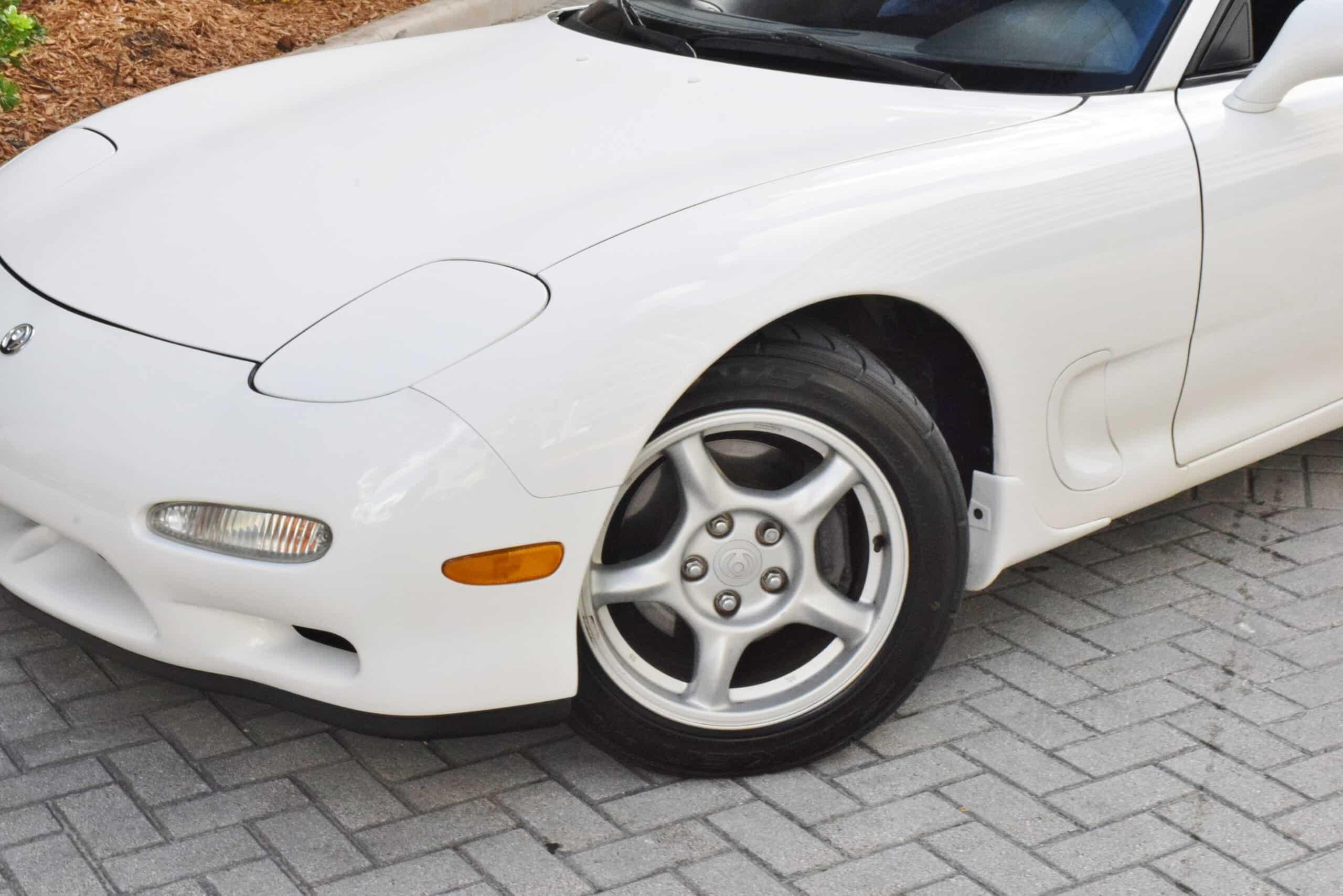 1994 Mazda RX-7 FD Turbo 100% Stock- Original Paint -ONLY 58K Miles – 1 of 26 USDM Chaste White SPEC Cars