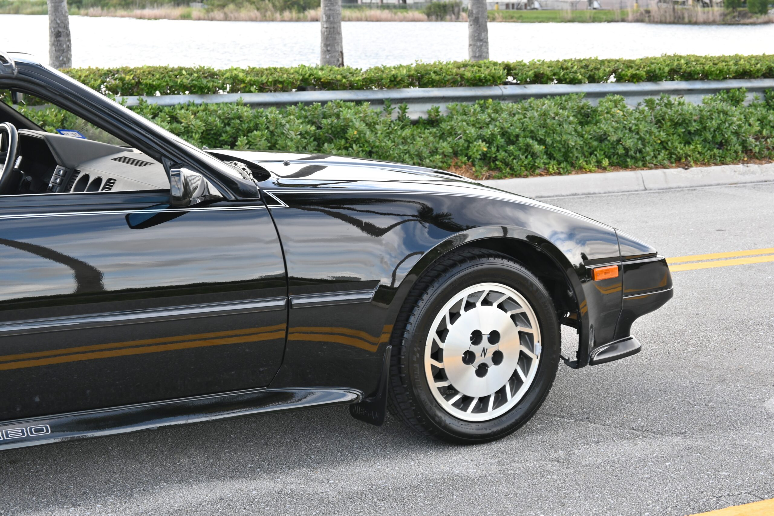 1986 Nissan 300ZX Z31 TURBO 1 Owner Only 43K Miles- Original Paint- 5 Speed Manual – Leather Sport Seats -100% Stock
