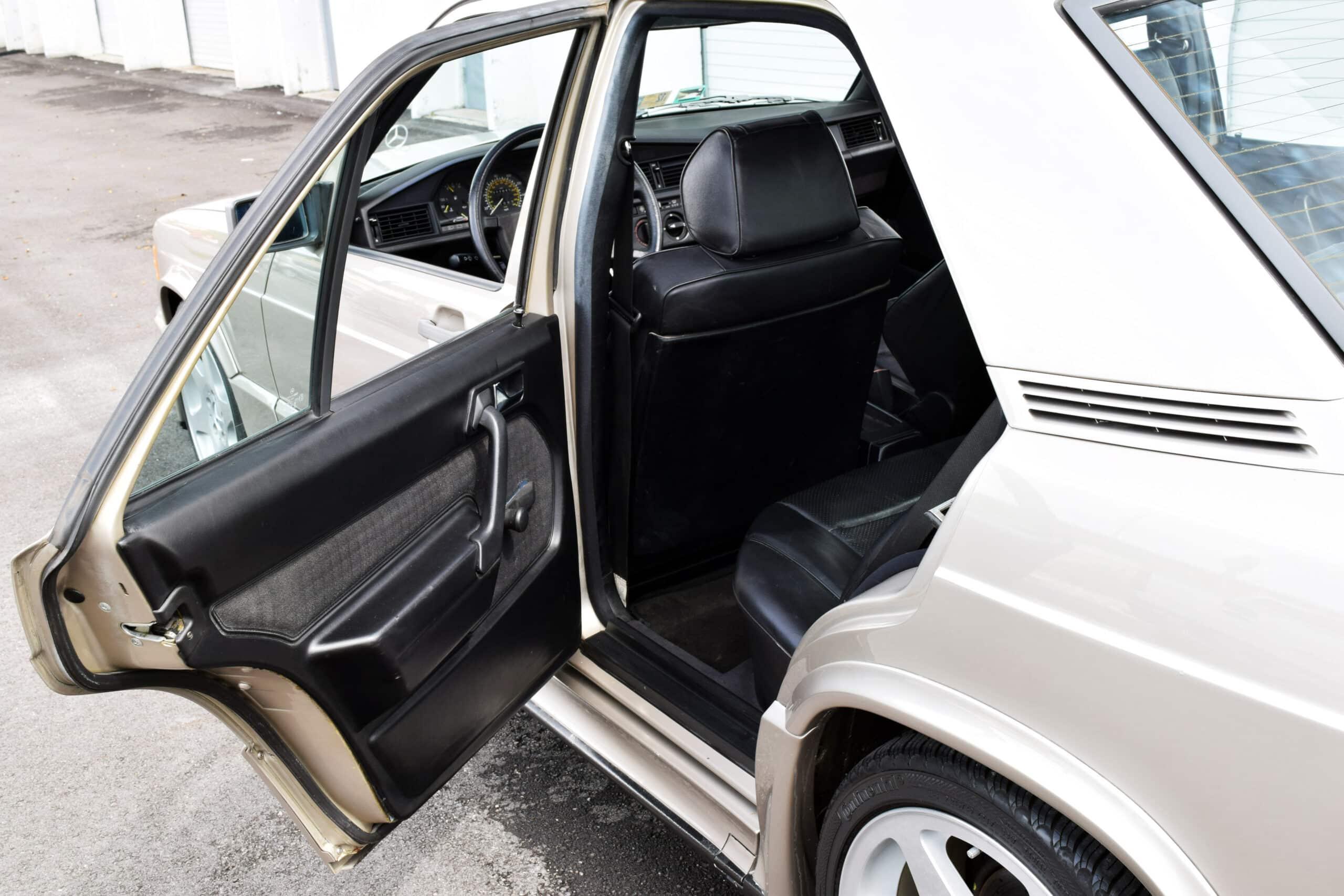 1985 Mercedes-Benz 190E Cosworth 2.3-16, EVO II WHEELS, 5-SPEED DOGLEG