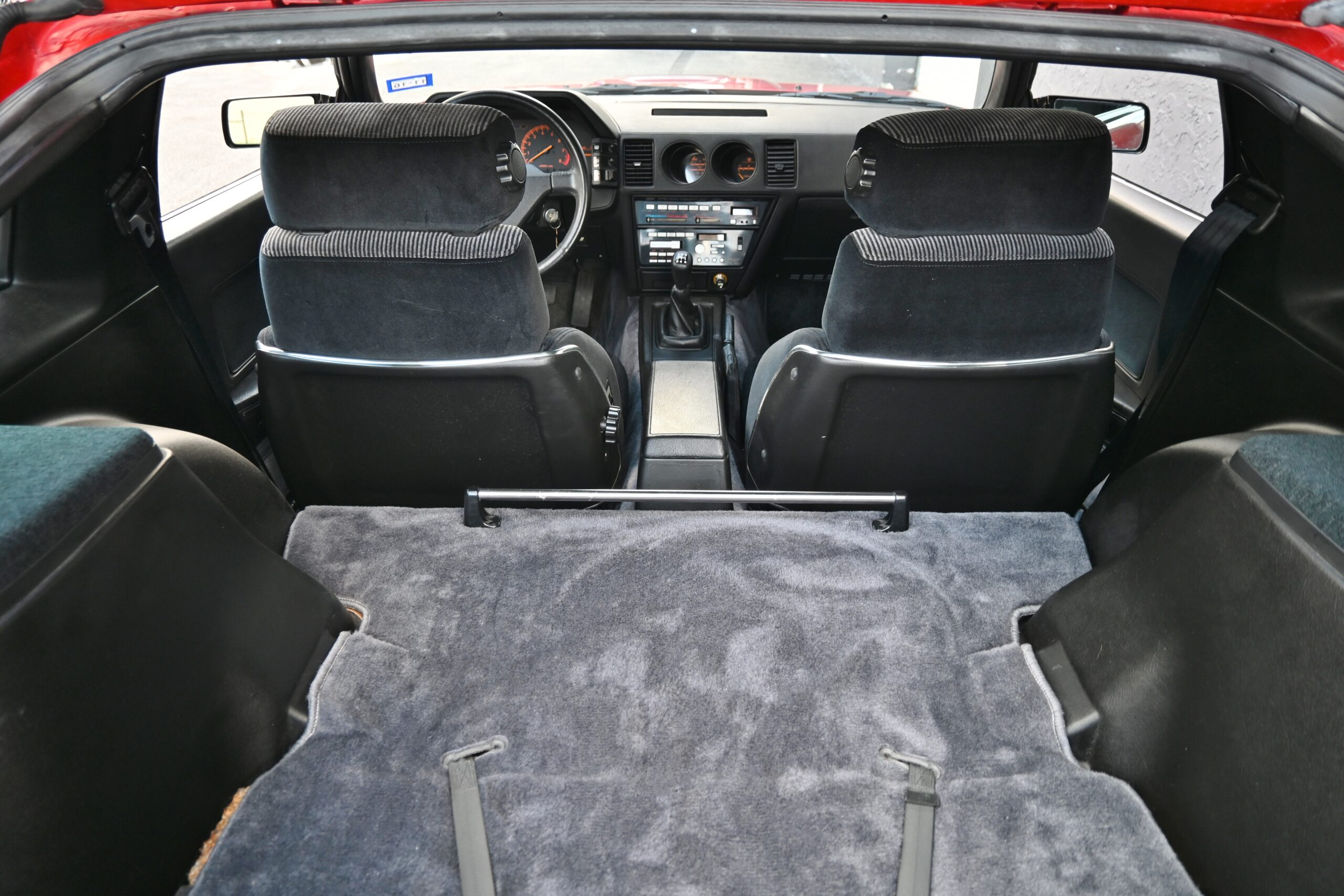 1986 Nissan 300ZX TURBO 2 Owner -ONLY 21K ORIGINAL MILES-Original Paint- 5 Speed Manual-Timing belt done