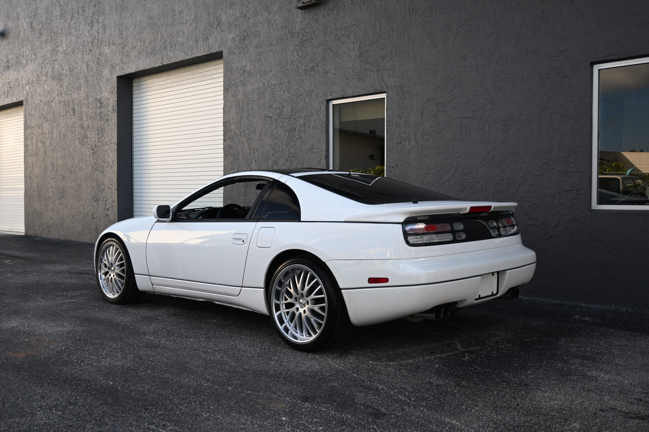 1991 Nissan 300ZX Turbo, ONLY 20K ACTUAL miles